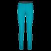 Pantaloni de corp din lana merino ZAJO Elsa Lady - Albastru