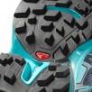 Bocanci de munte Salomon X-Chase Mid Gore-Tex femei albastru