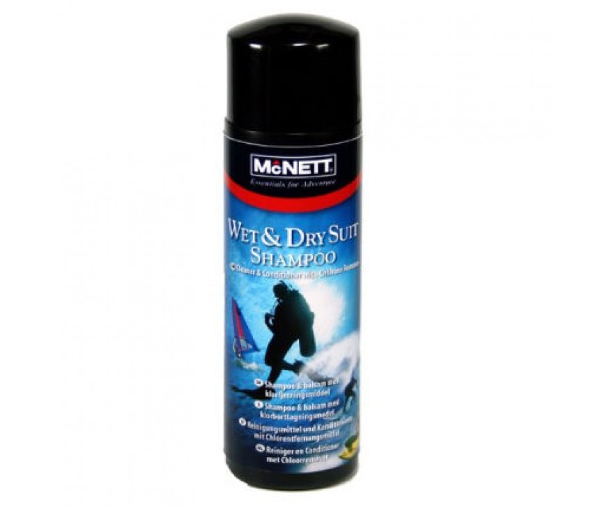 McNETT Detergent pentru imbracaminte neopren McNett Wet&Dry Suit 250 ml 30122-001
