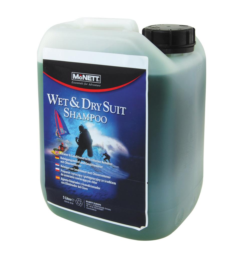 McNETT Detergent pentru imbracaminte neopren McNett Wet&Dry Suit 5L