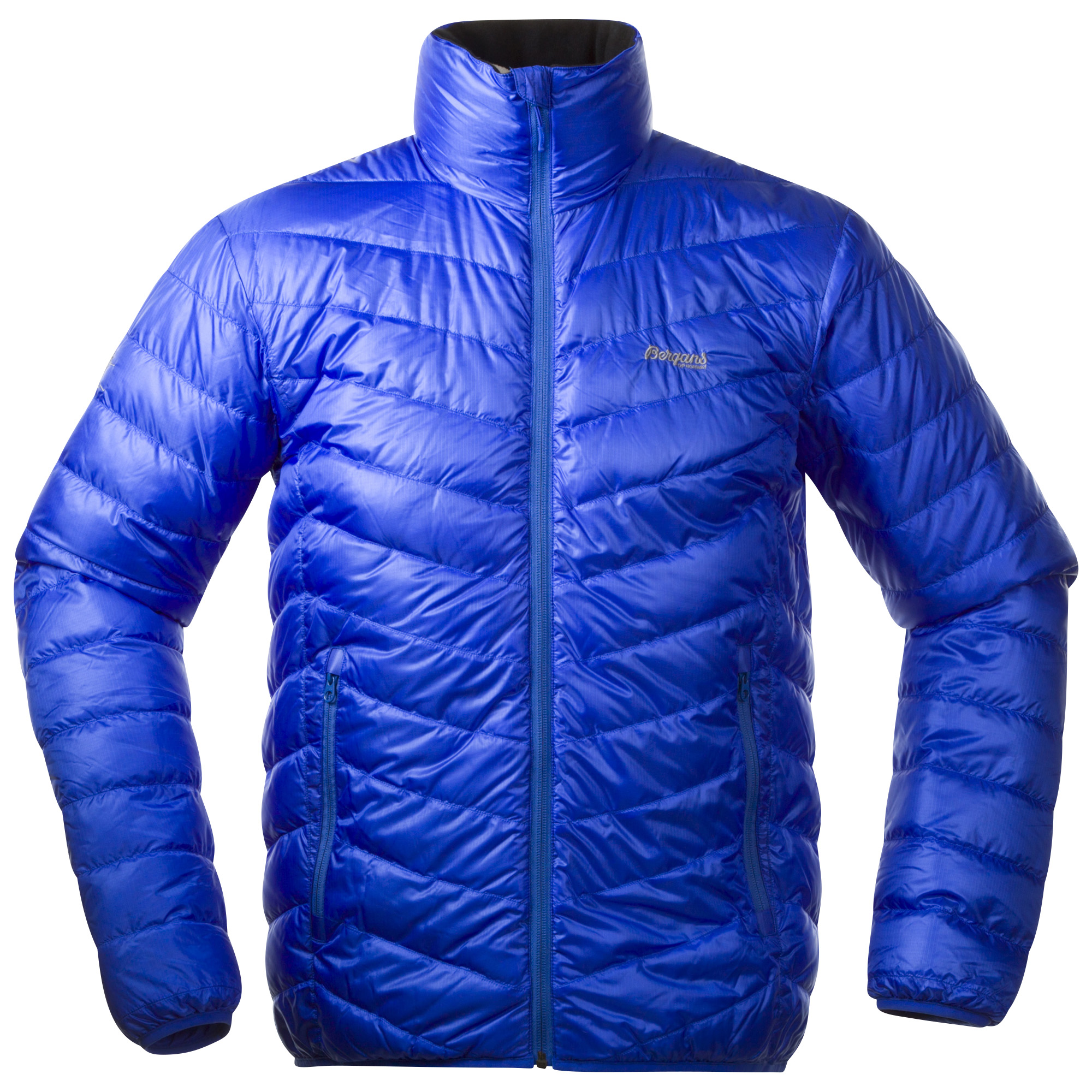 Geaca Puf Bergans Down Light - Albastru