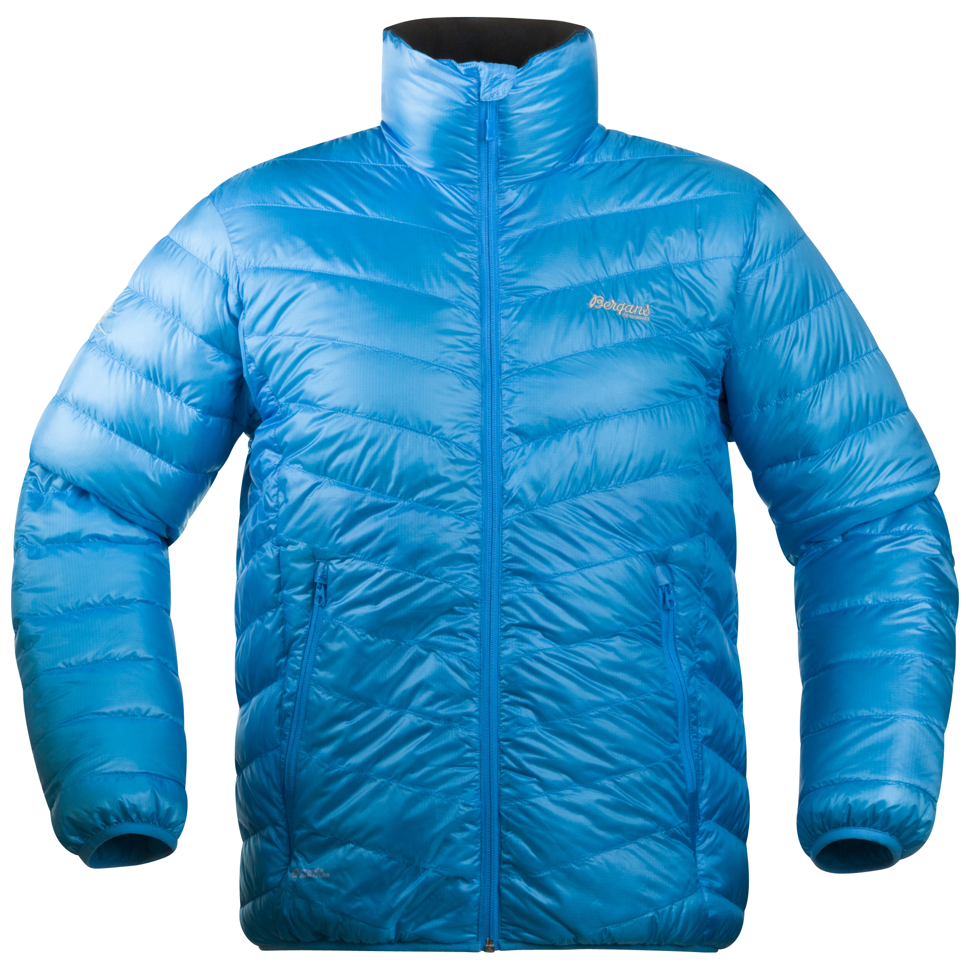 Geaca Puf Bergans Down Light - Bleu