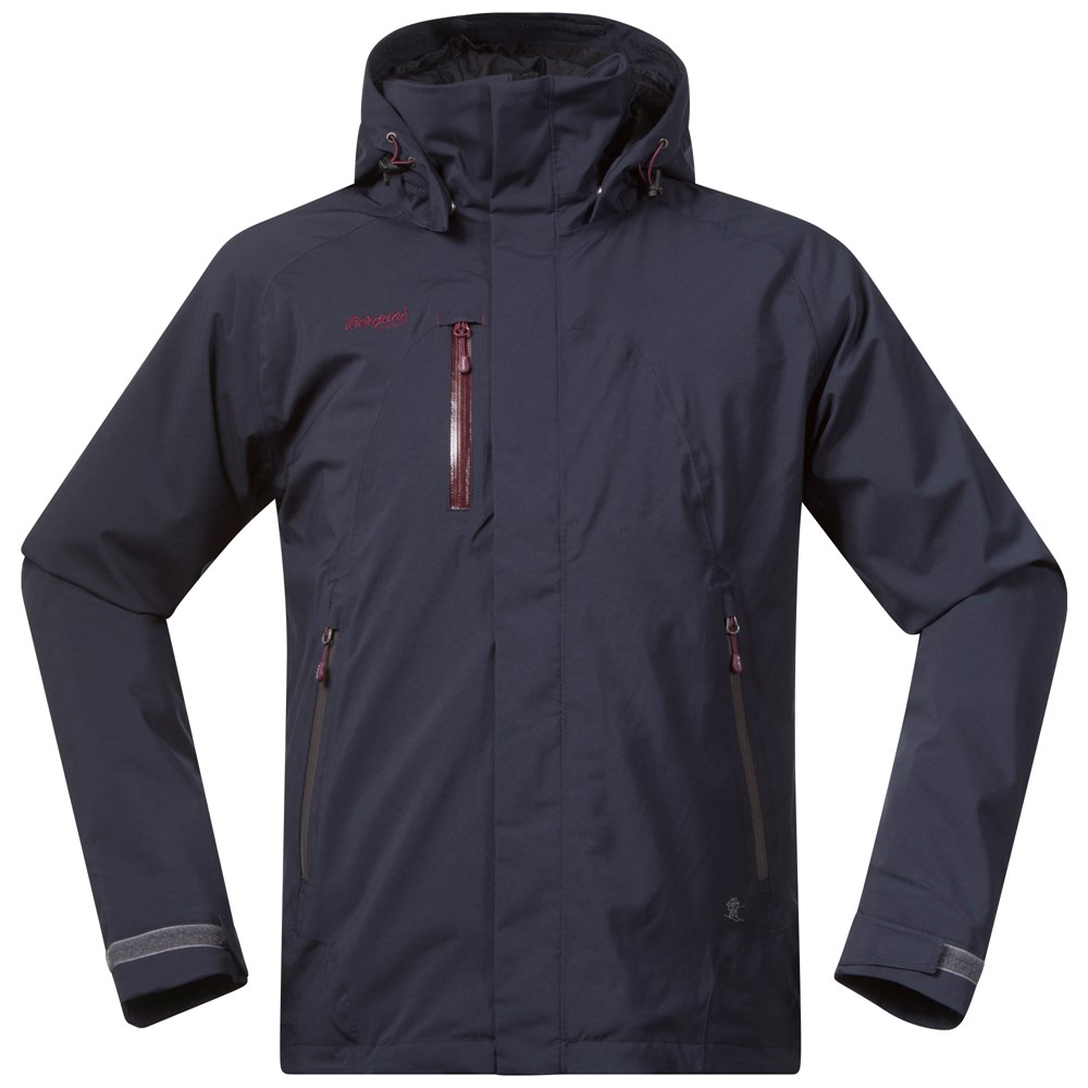 Geaca Ski Bergans Flya Insulated - Navy