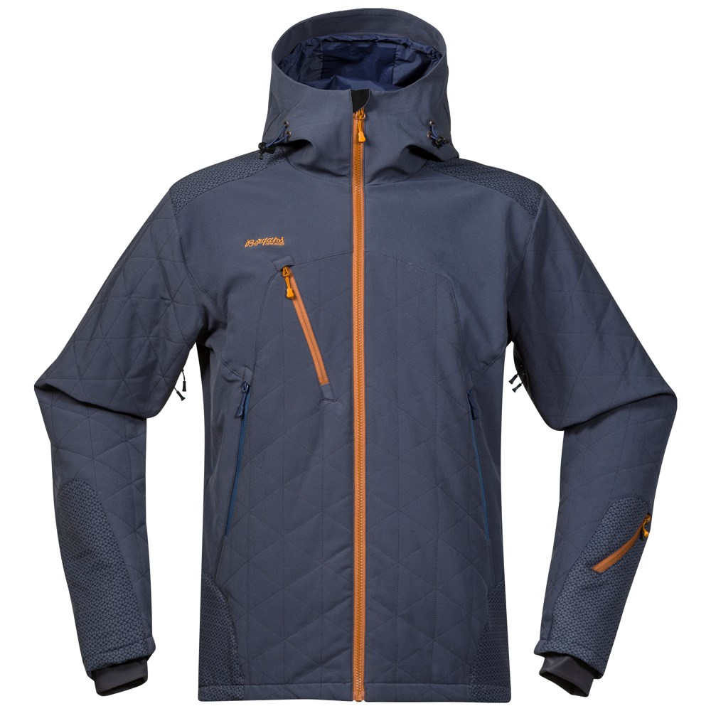 Geaca Bergans Kongsberg Insulated - Navy
