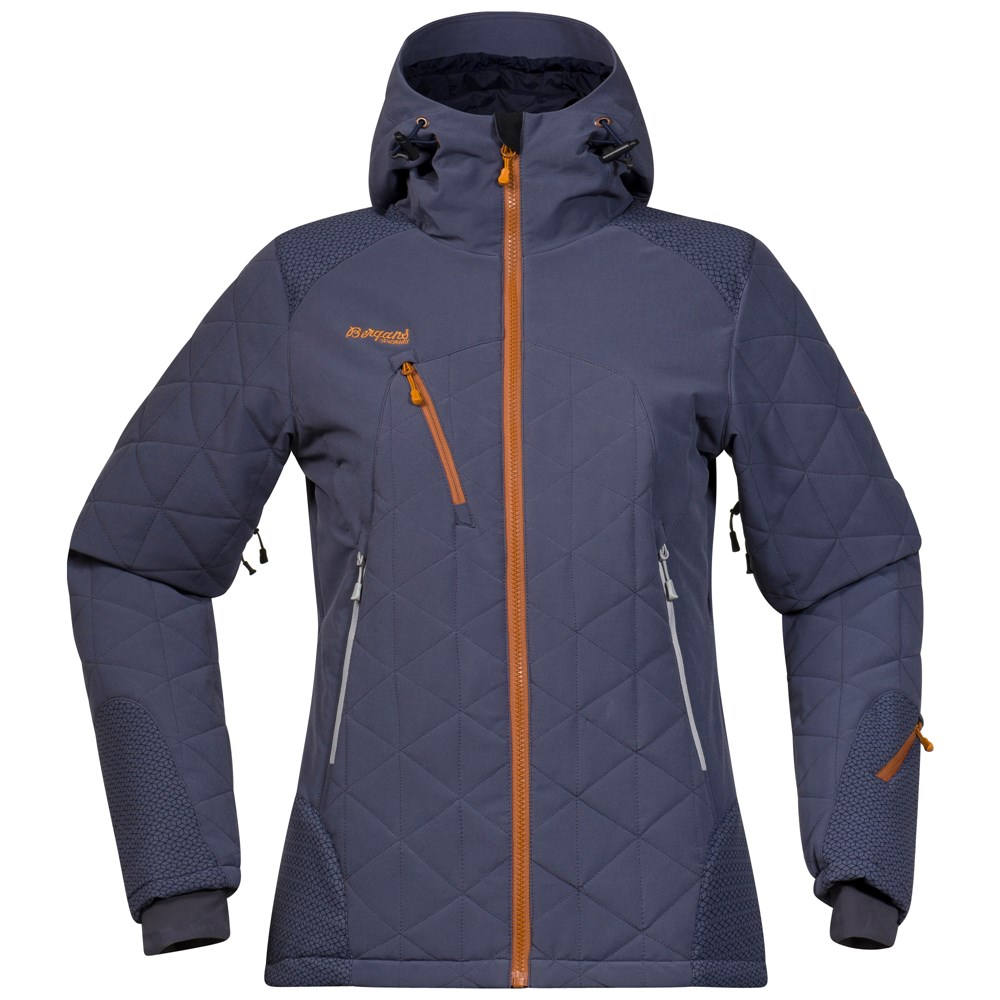 Geaca Bergans Kongsberg Insulated Lady - Navy