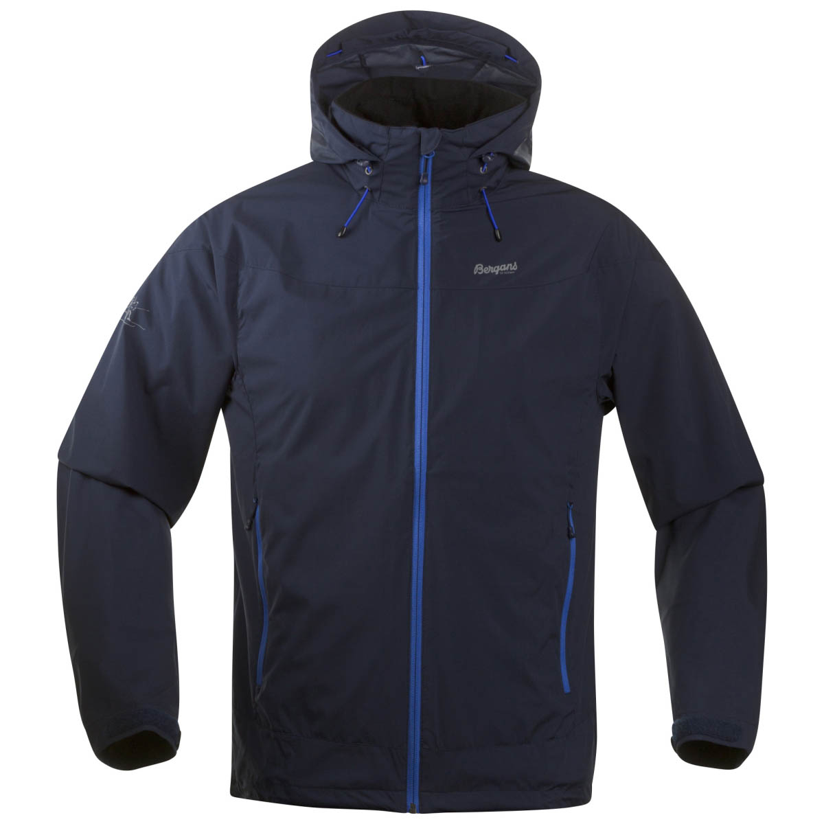 Geaca Windstopper Bergans Microlight - Navy