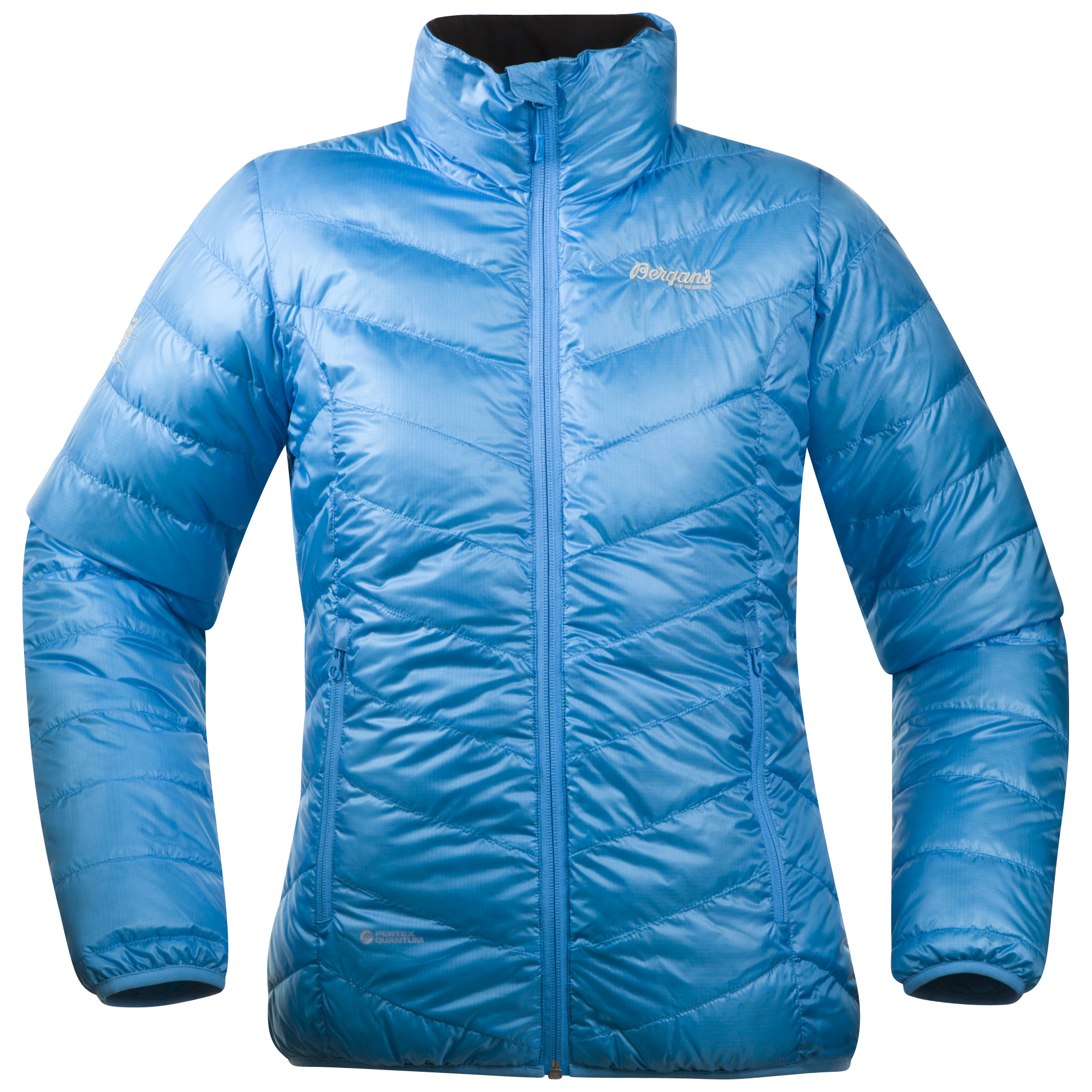 Geaca Puf Bergans Down Light Lady - Bleu