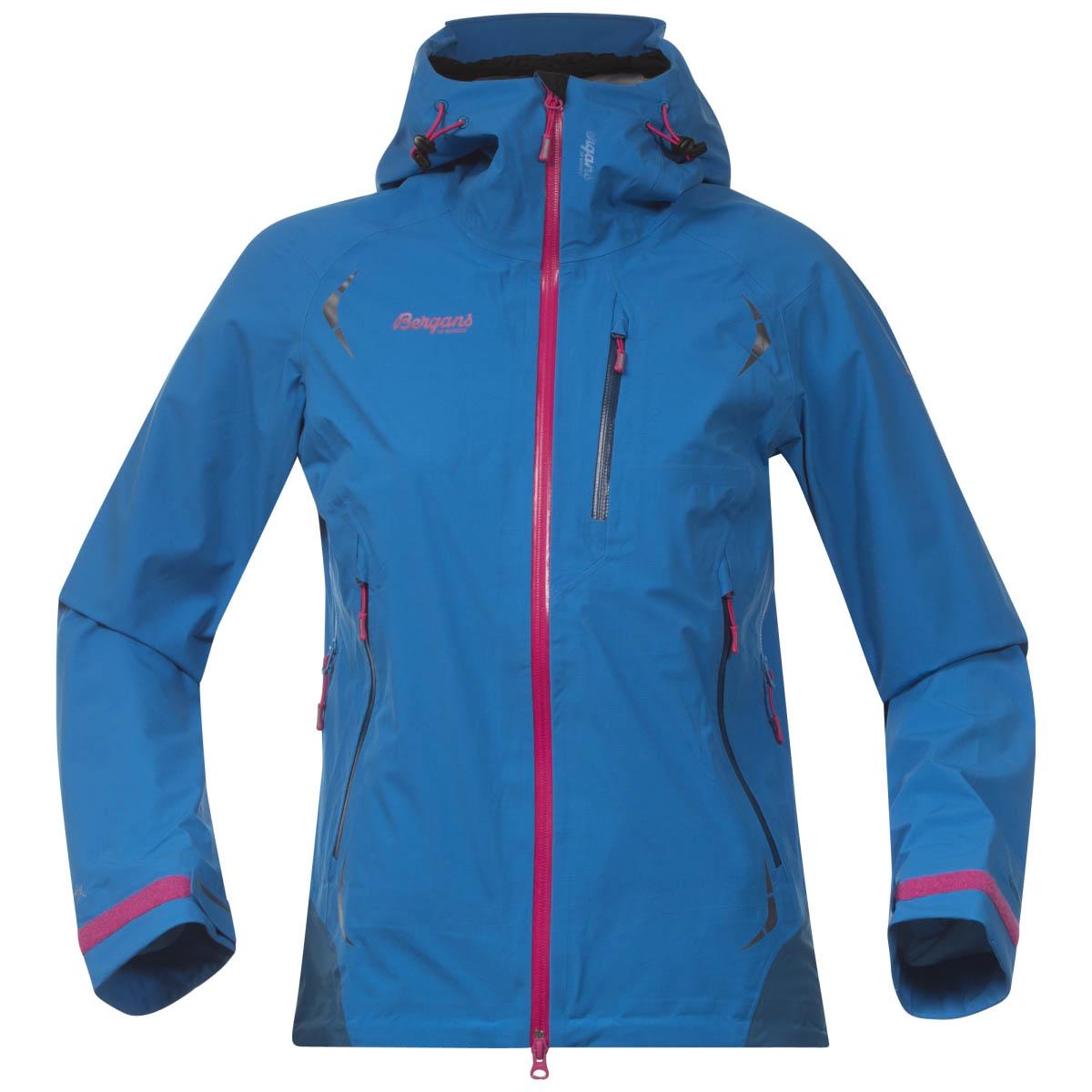 Geaca De Ski Bergans Storen Lady - Albastru