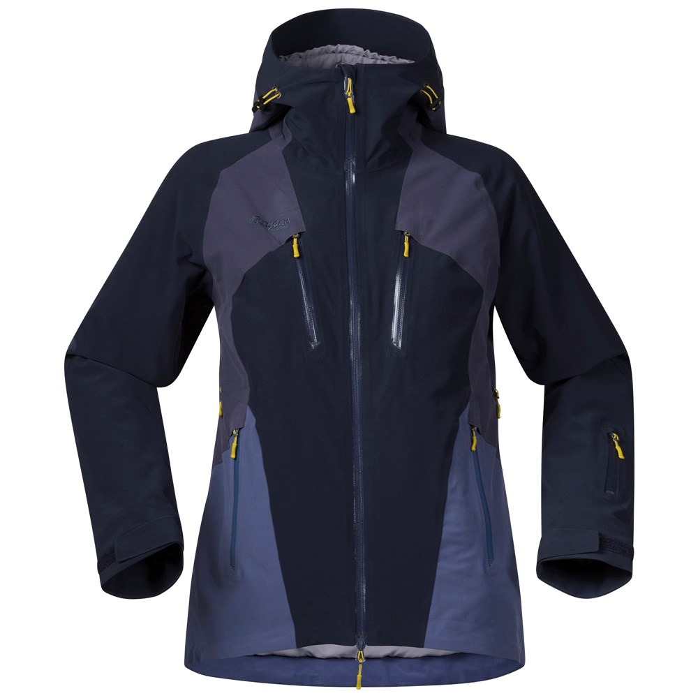 Bergans of Norway Geaca de ski femei Bergans Oppdal Insulated Lady - Navy