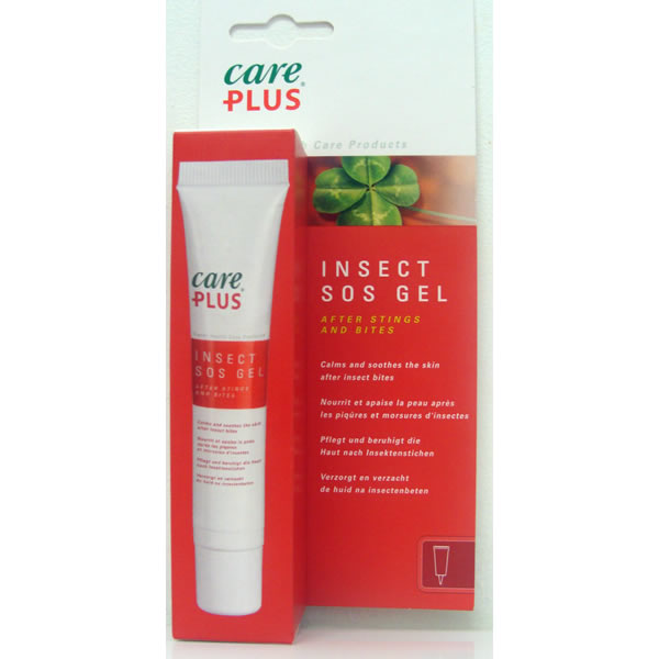 Gel SOS muscaturi insecte Care Plus