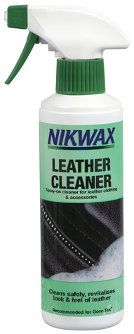 Nikwax Spray de curatare incaltamine piele - Nikwax Leather Cleaner
