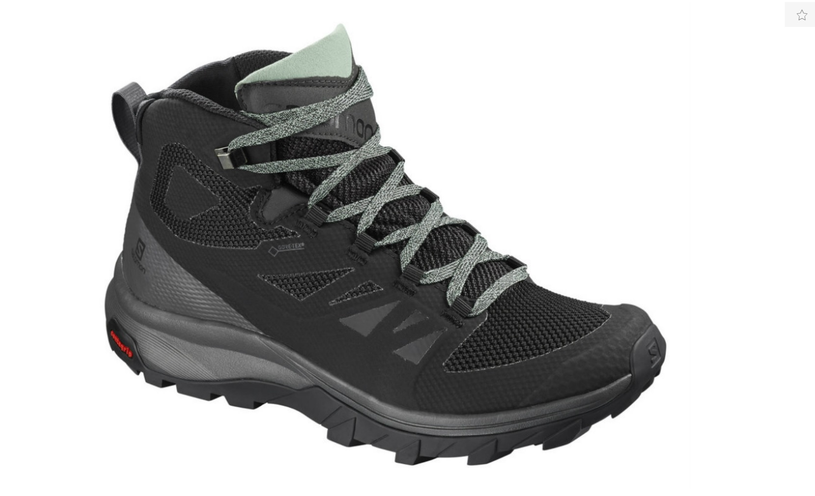 Salomon Bocanci drumetie Salomon Outline Mid Gore-Tex