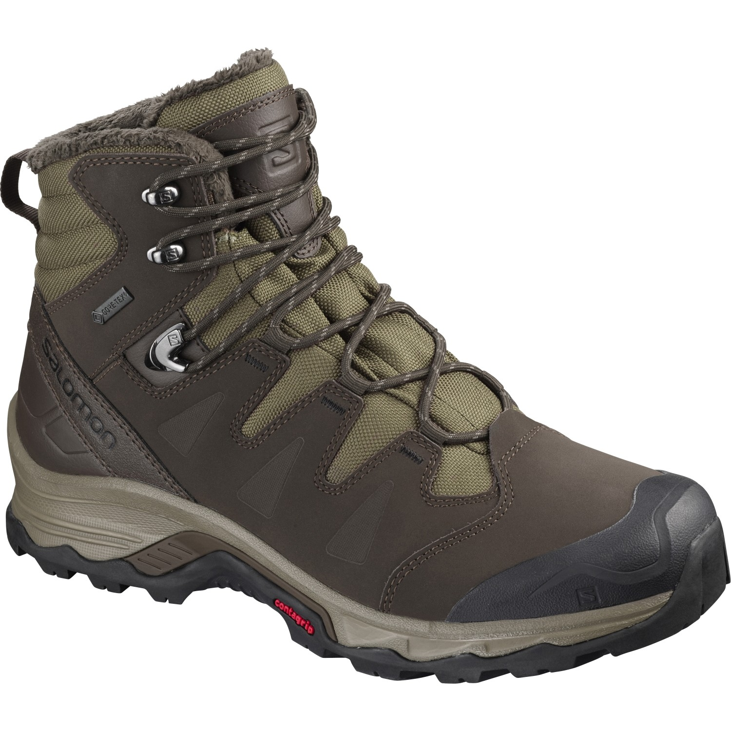 Salomon Bocanci munte Salomon Quest Winter Gore-Tex