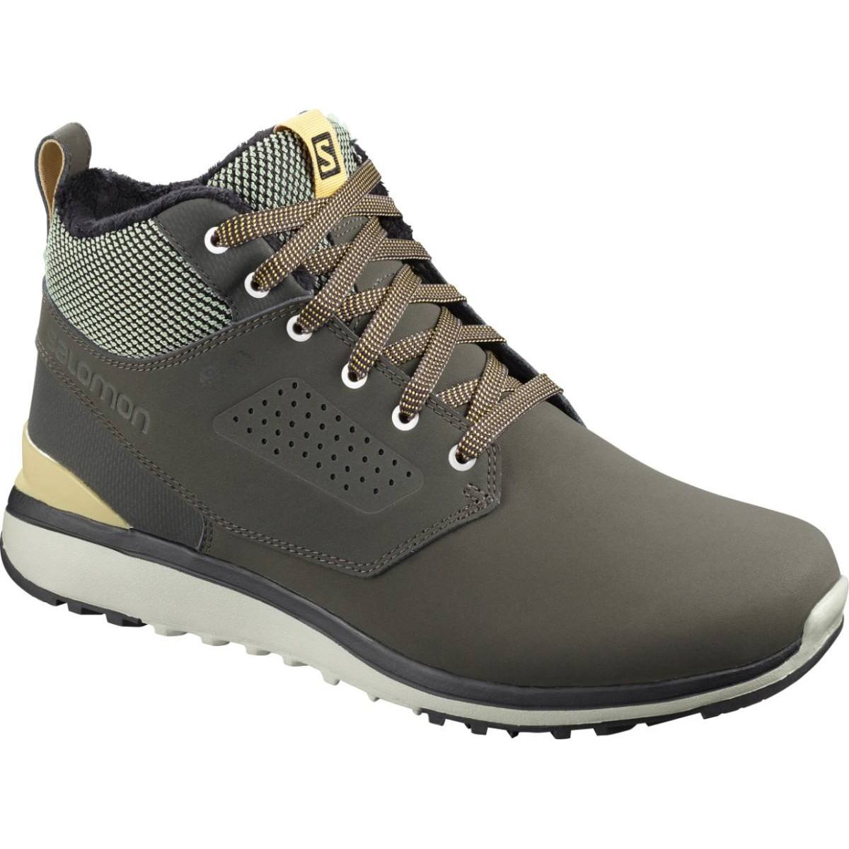 Salomon Ghete activitati urbane Salomon UTILITY FREEZE CS WP - Maro