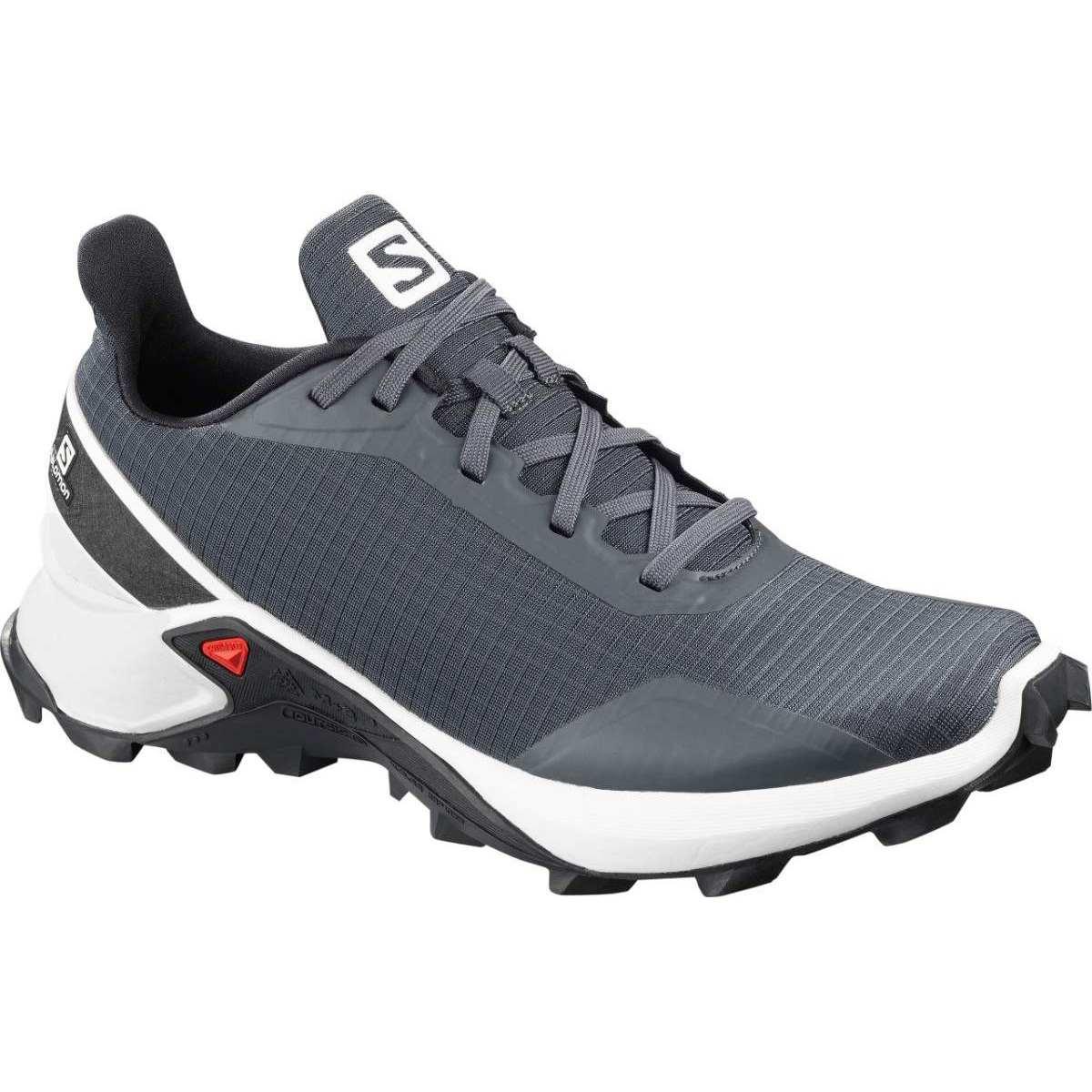 Pantofi alergare Salomon ALPHACROSS W - Gri