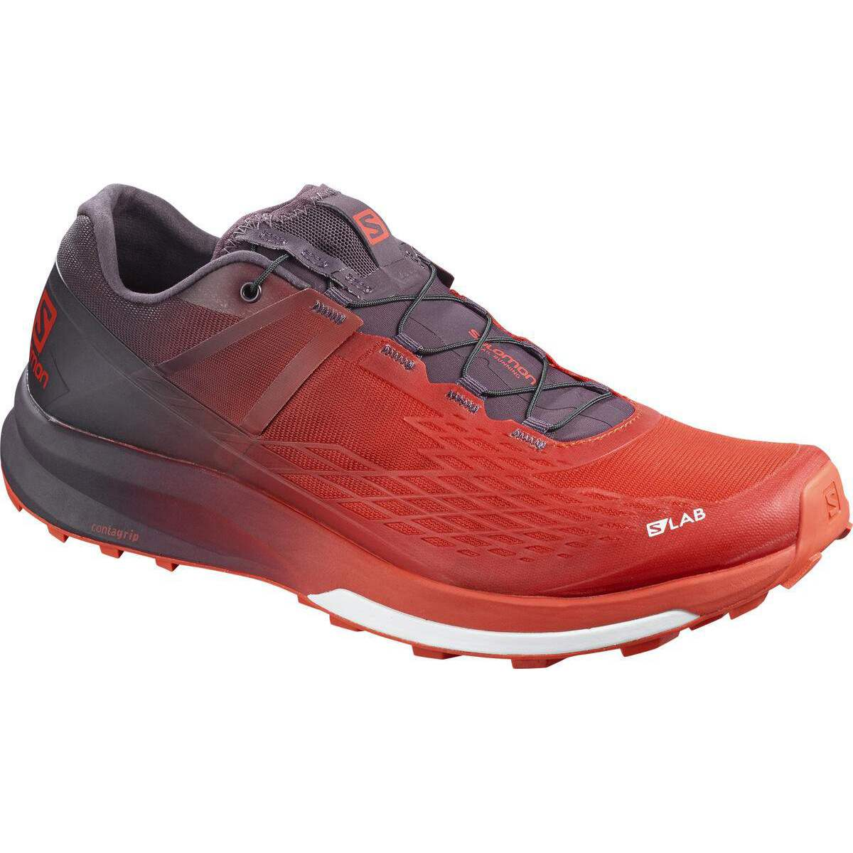 Pantofi alergare Salomon S/LAB ULTRA 2 W – Rosu de la proalpin.ro