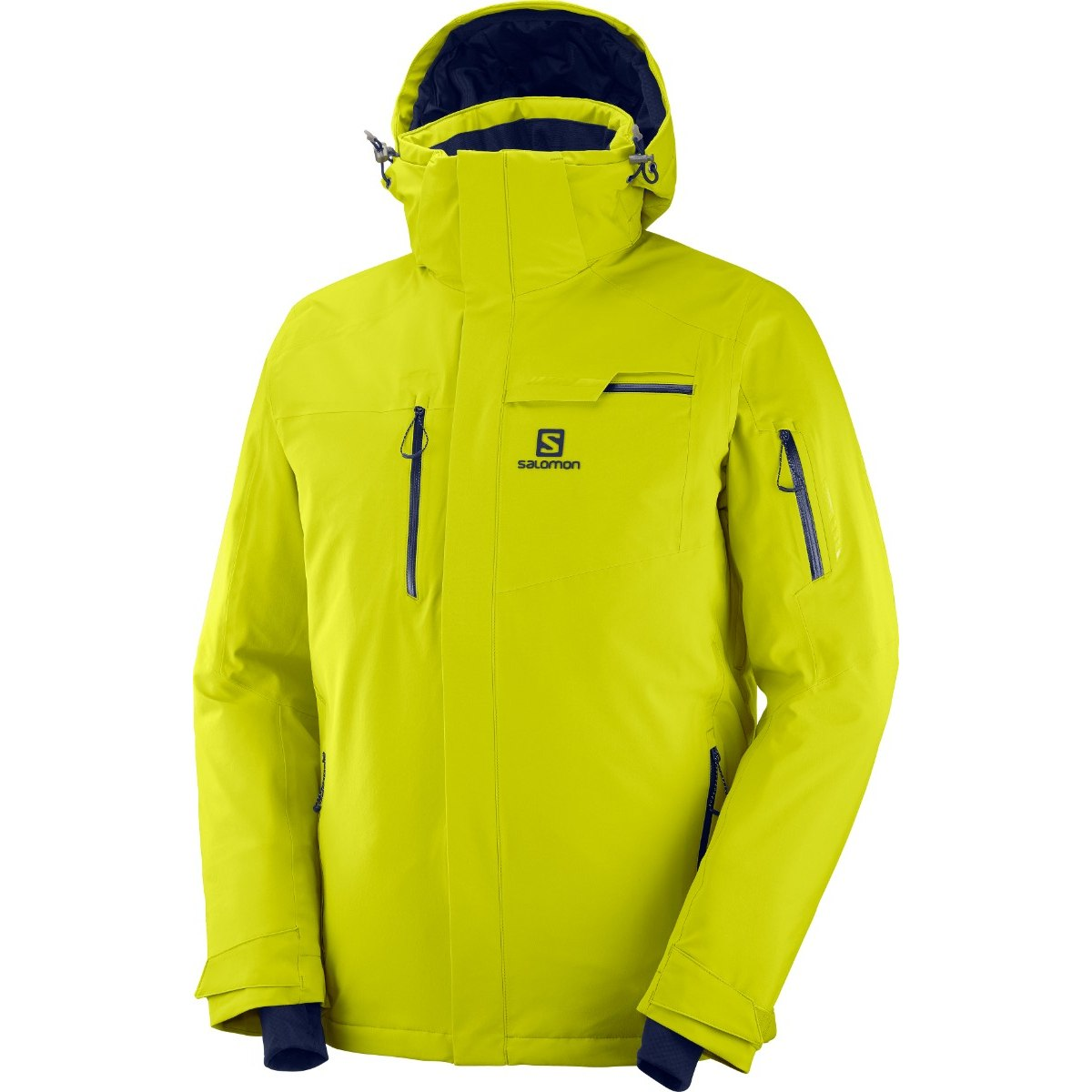 Salomon Geaca de ski Salomon BRILLIANT - Galben