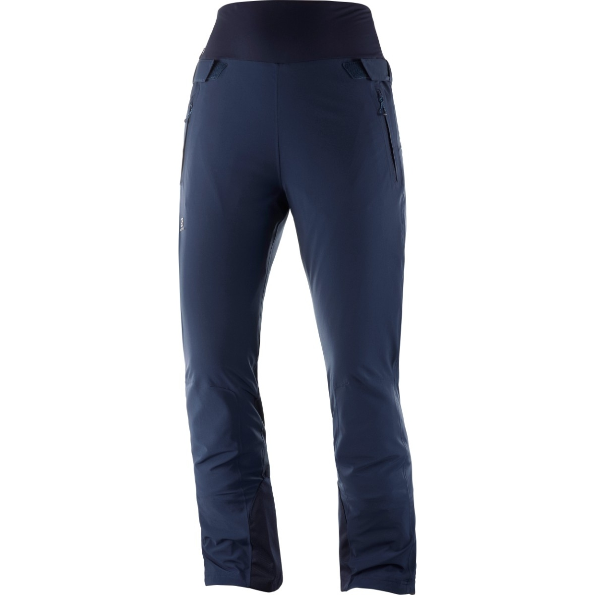 Salomon Pantaloni de ski Salomon ICEFANCY - Bleu