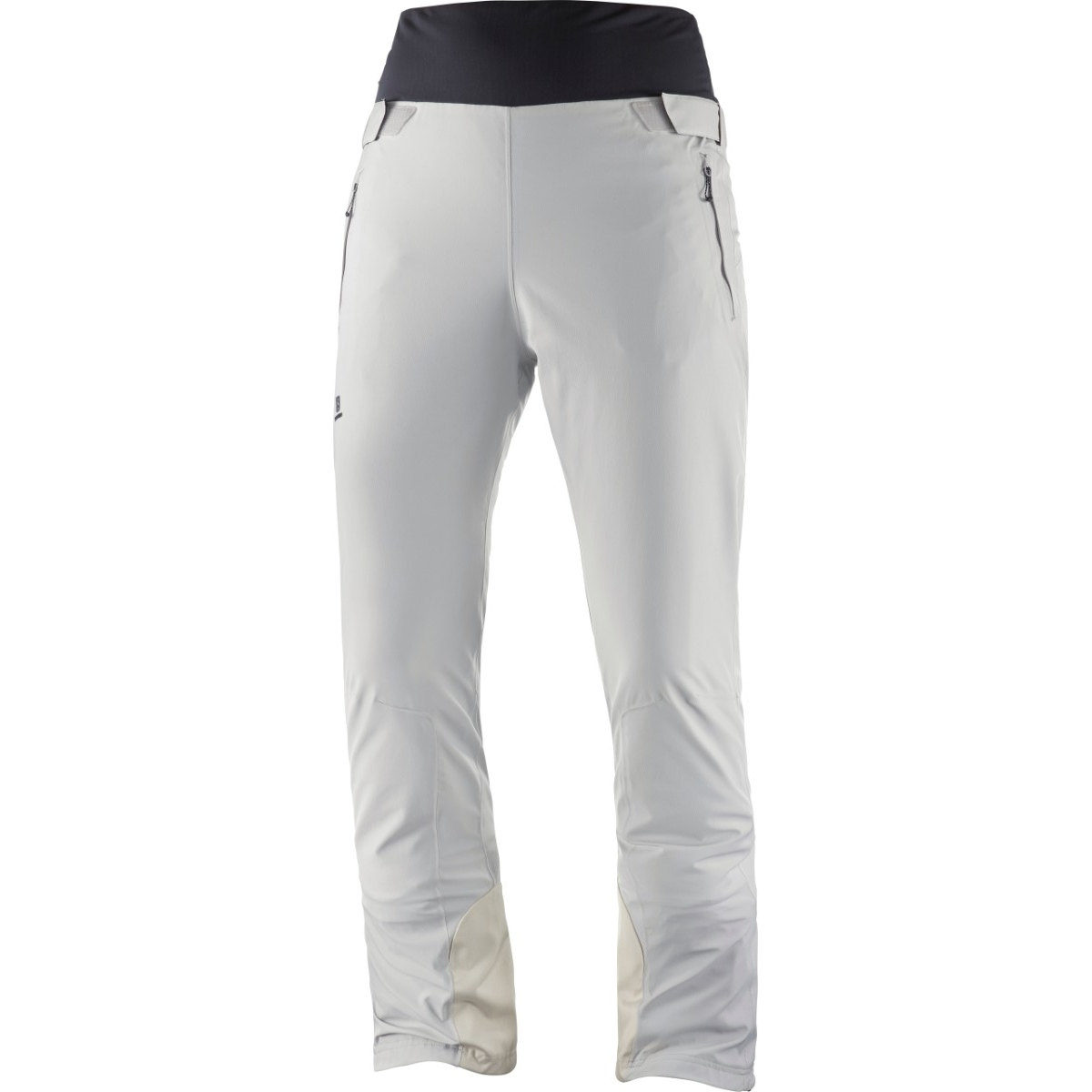 Salomon Pantaloni de ski Salomon ICEFANCY - Alb
