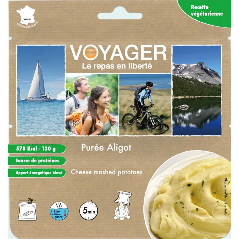 Mancare Voyager piure frantuzesc cu branza (130g)