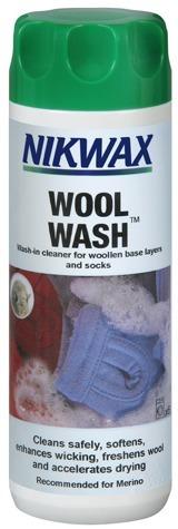 Detergent Nikwax pentru lana