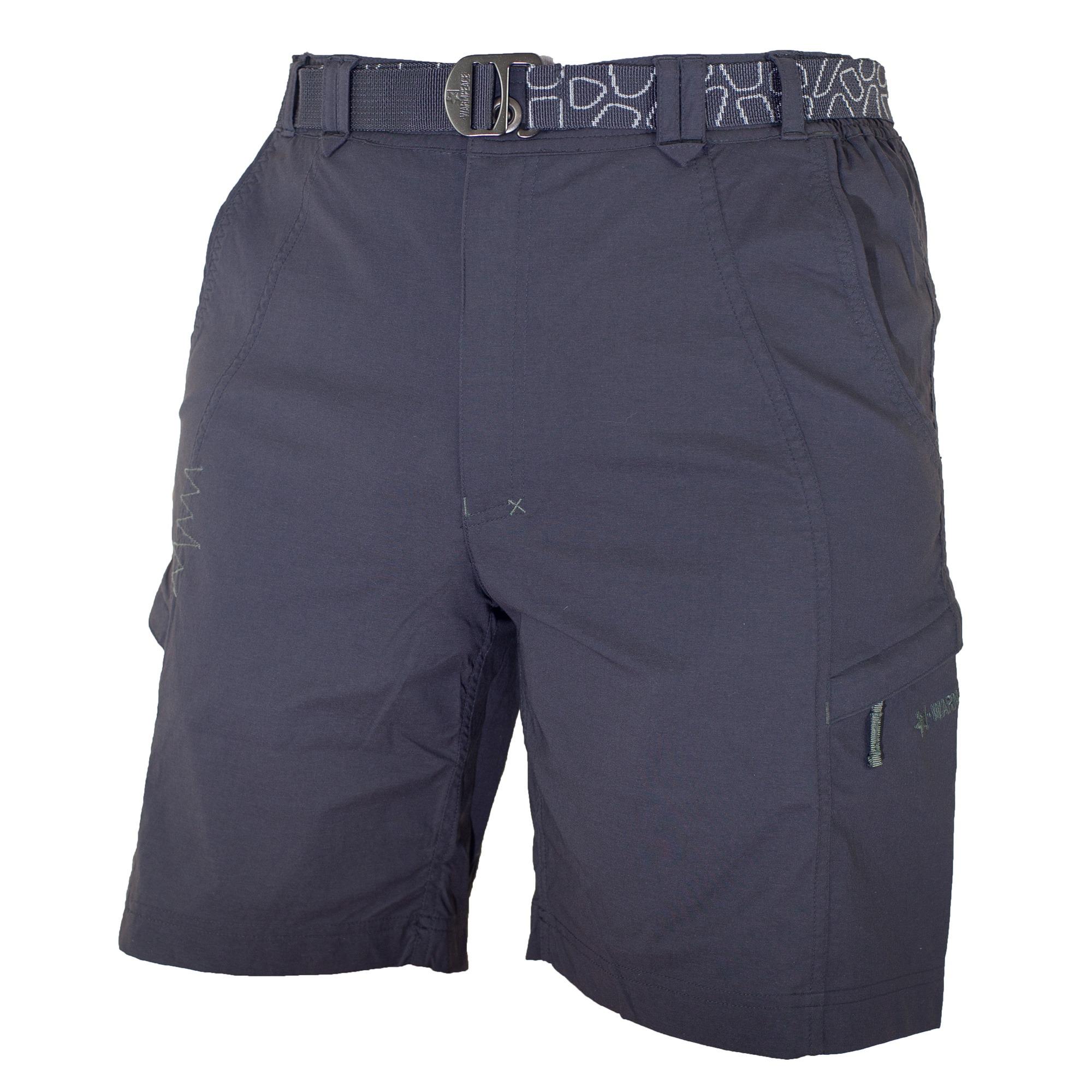 Pantaloni Scurti Warmpeace Corsar - Antracit