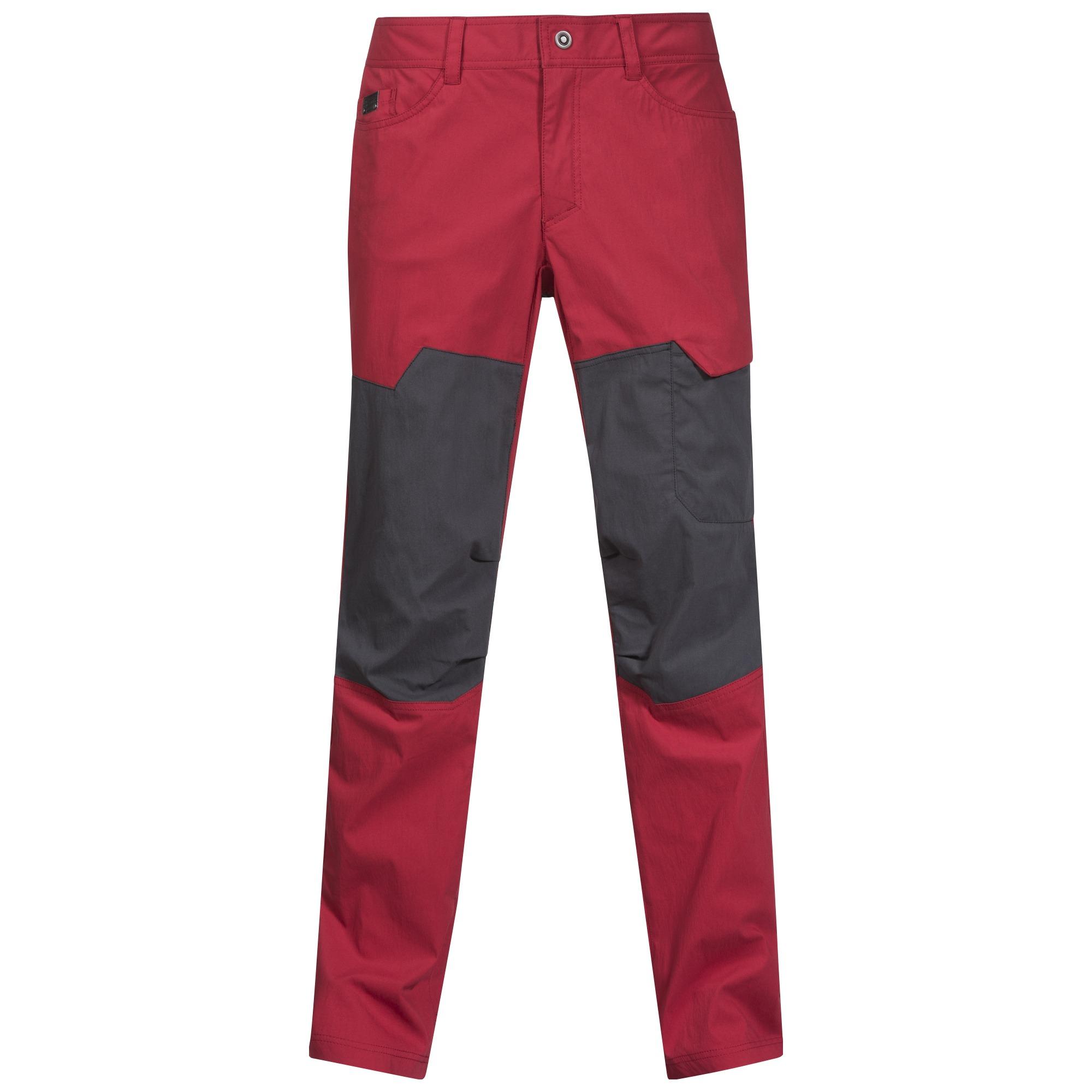 Pantaloni Bergans Fongen - Rosu