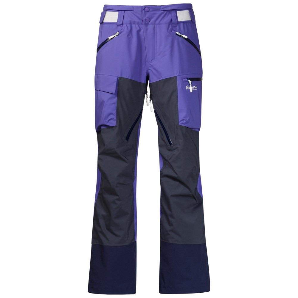 Pantaloni Bergans Hafslo Insulated Lady - Mov