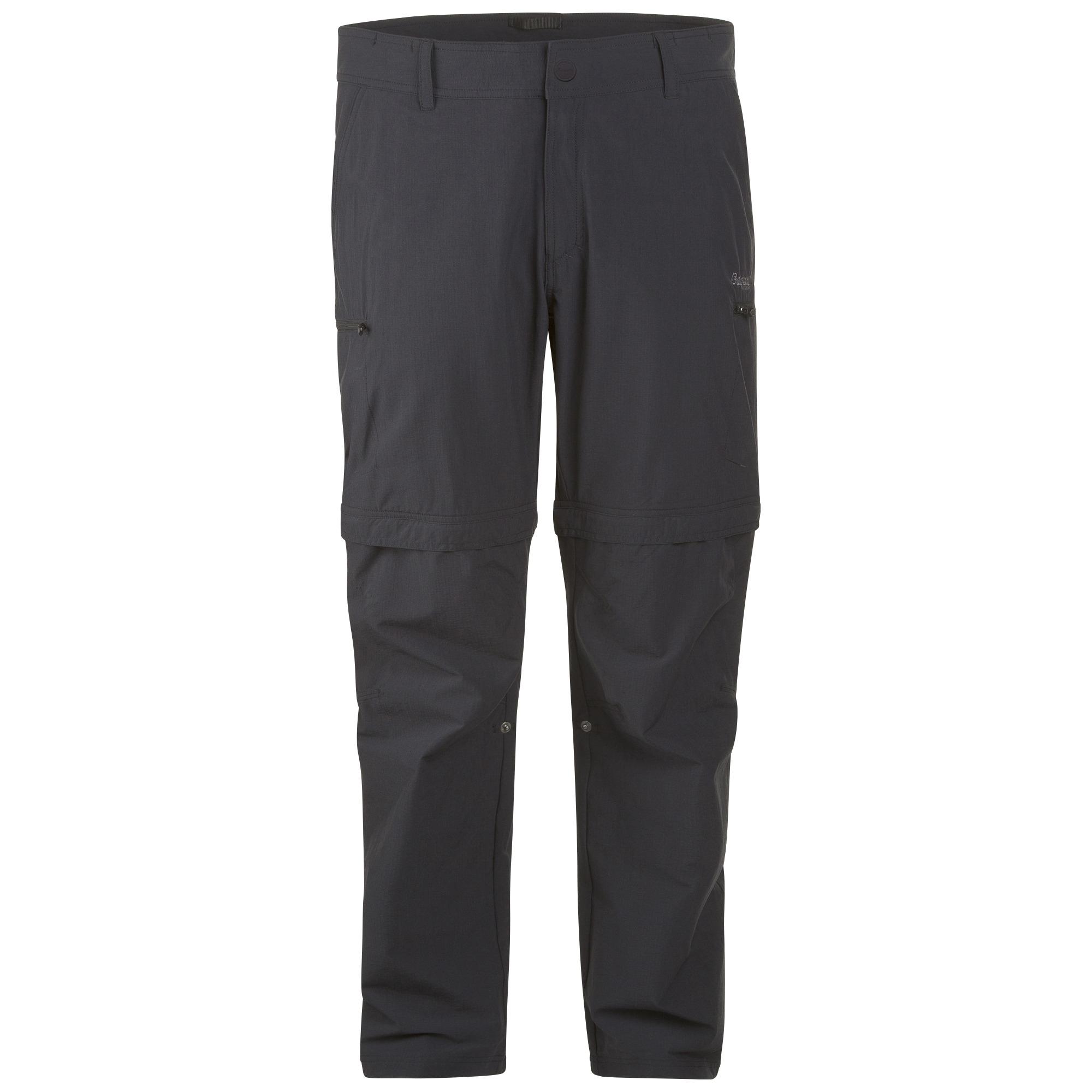 Pantaloni Bergans Imingen ZipOff - Negru