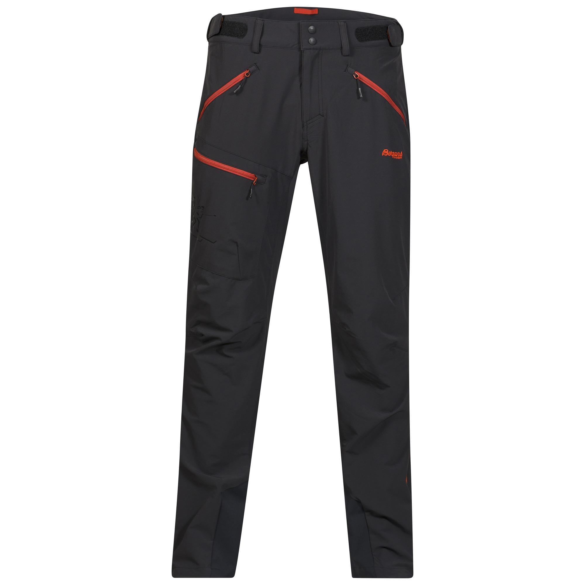 Pantaloni Bergans Okla - Negru