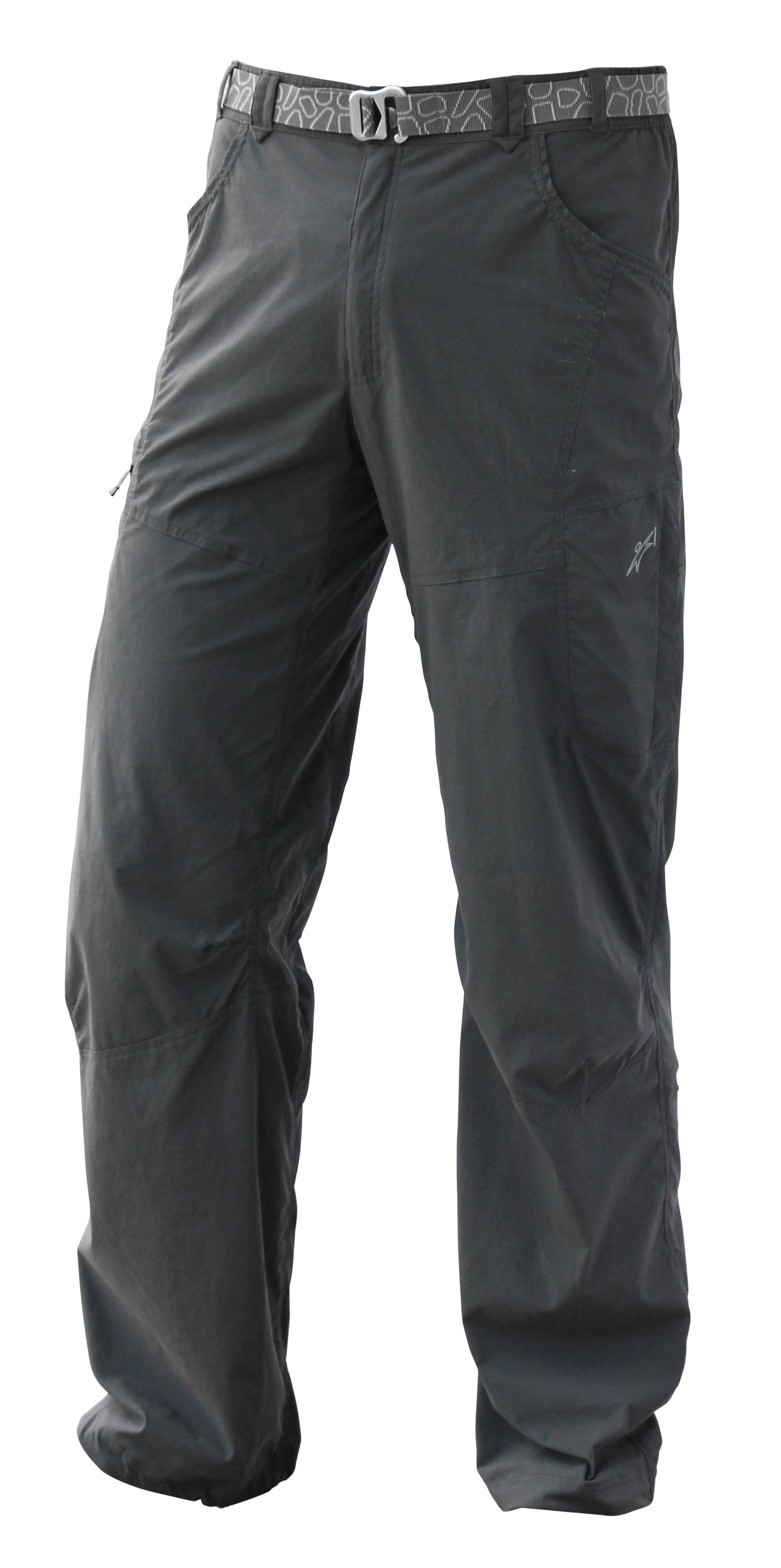 Pantaloni Warmpeace Corsar - Antracit
