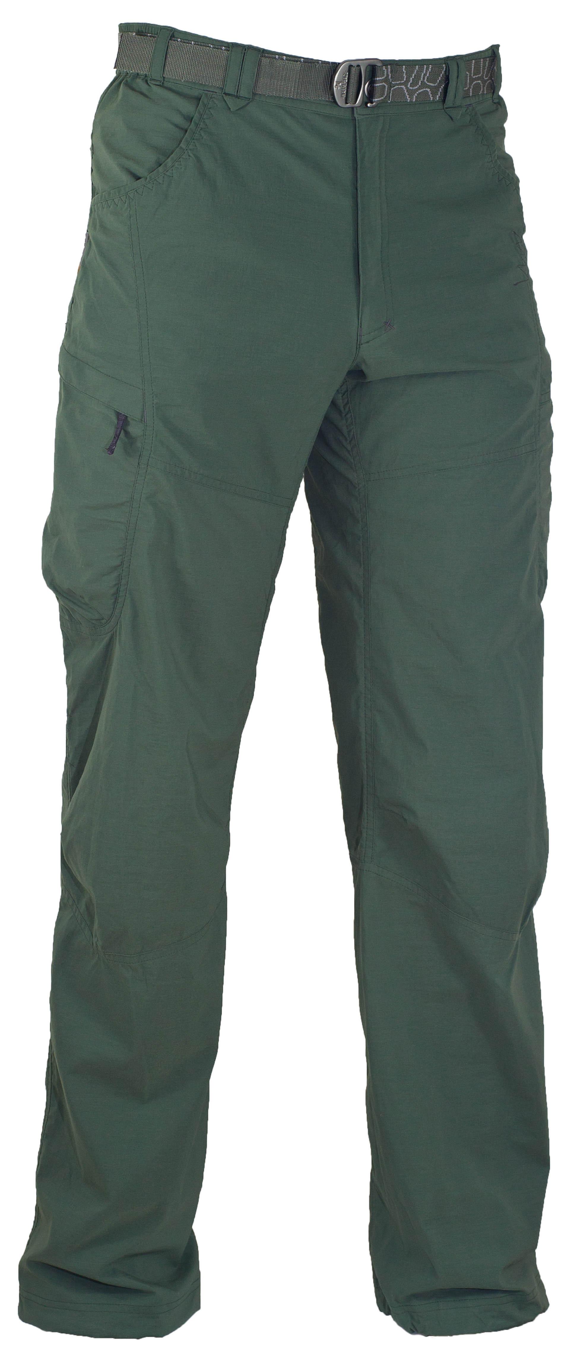 Pantaloni Warmpeace Corsar - Verde