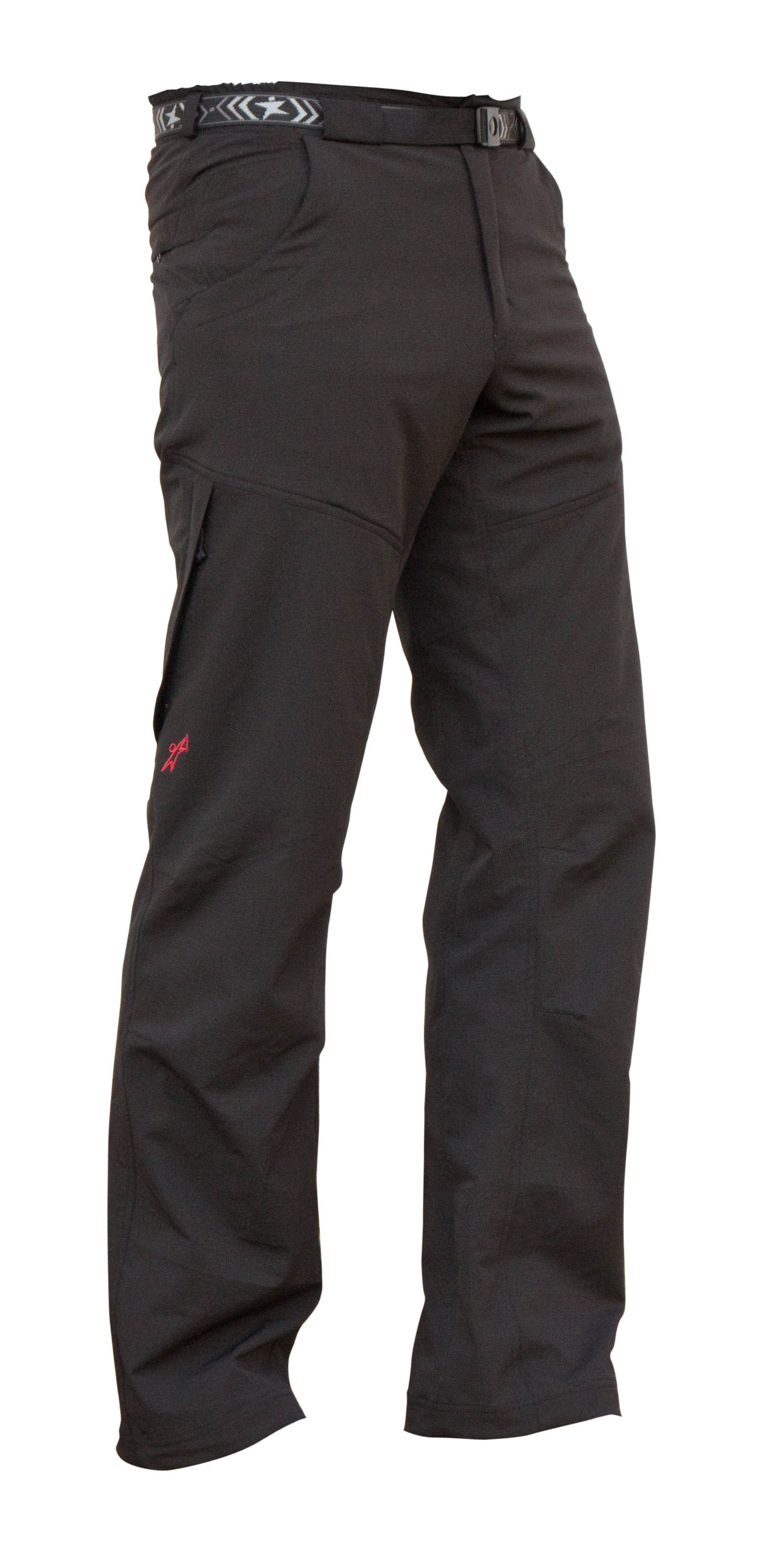 Pantaloni Warmpeace Torg - Maro