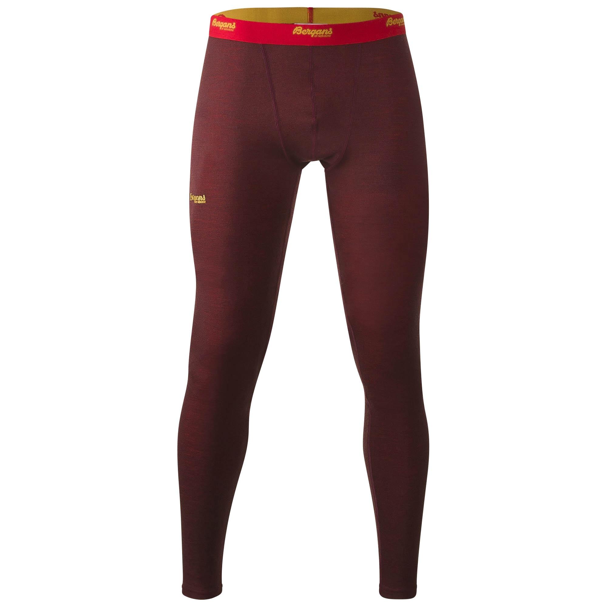Pantaloni De Corp Bergans Akeleie - Rosu