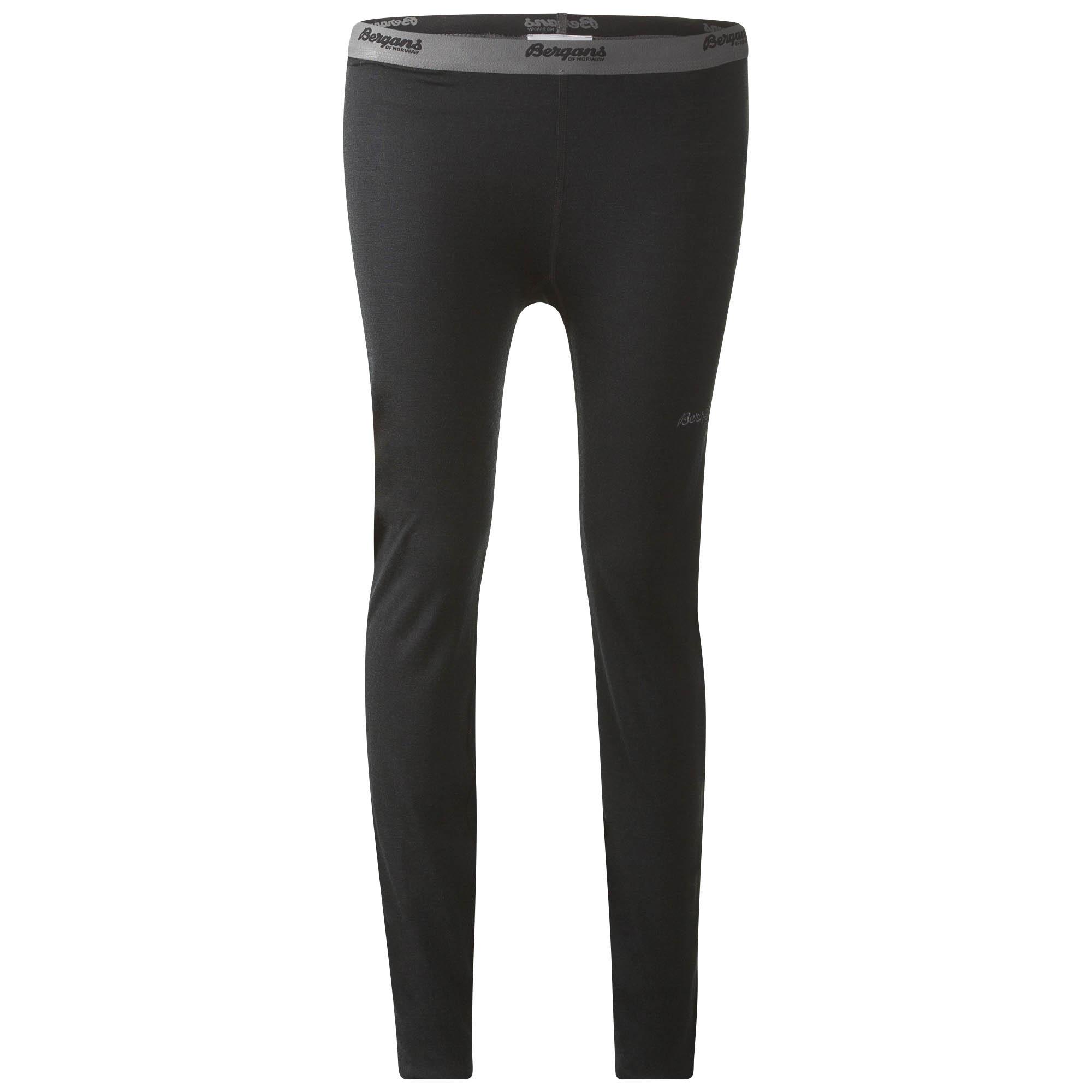 Pantaloni De Corp Bergans Akeleie Lady - Negru