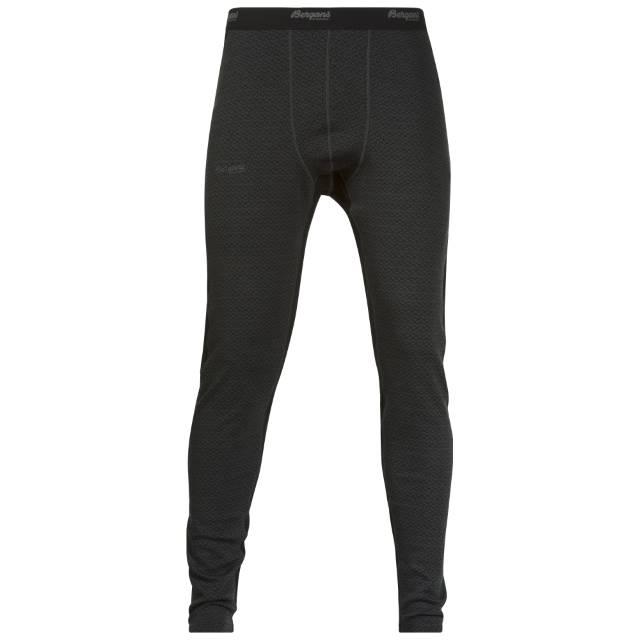 Pantaloni De Corp Snoull Bergans Of Norway - 100% Merino Wool - Negru