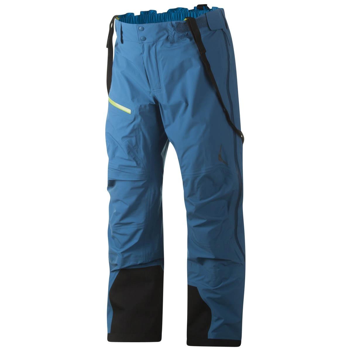 Pantaloni De Ski Bergans Storen - Albastru