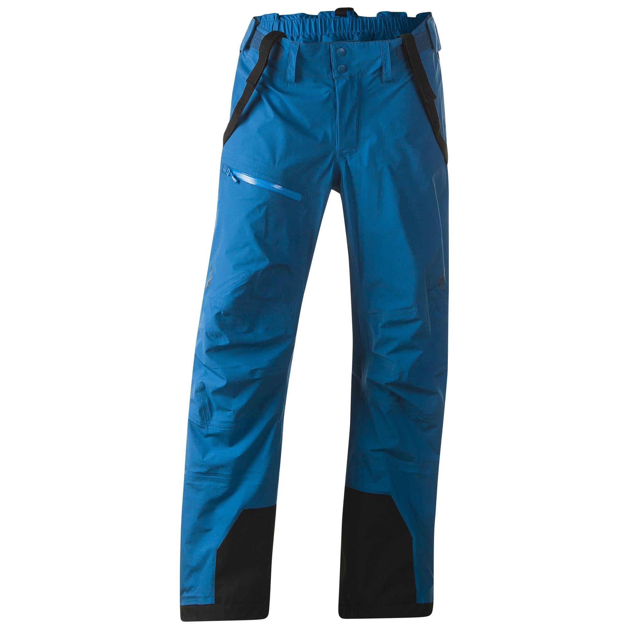 Pantaloni De Ski Bergans Storen Lady - Albastru