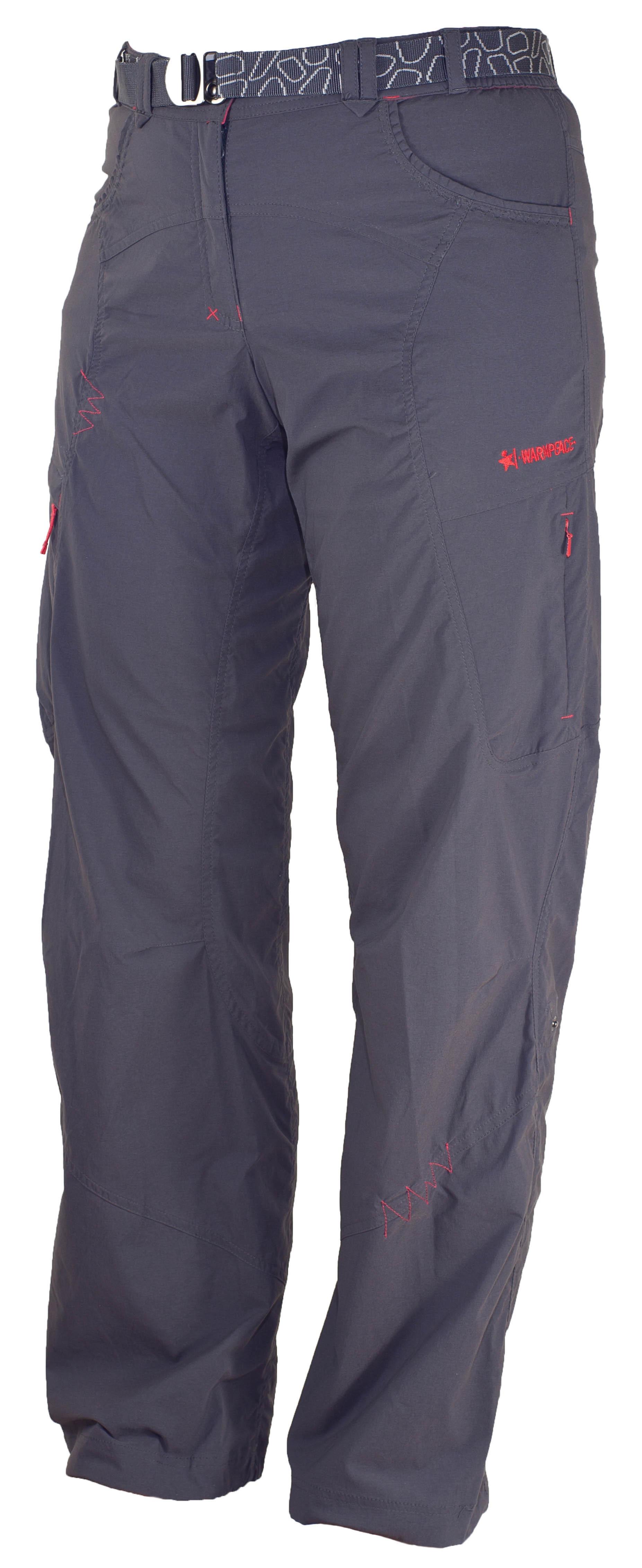 Pantaloni Warmpeace Muriel Lady - Antracit