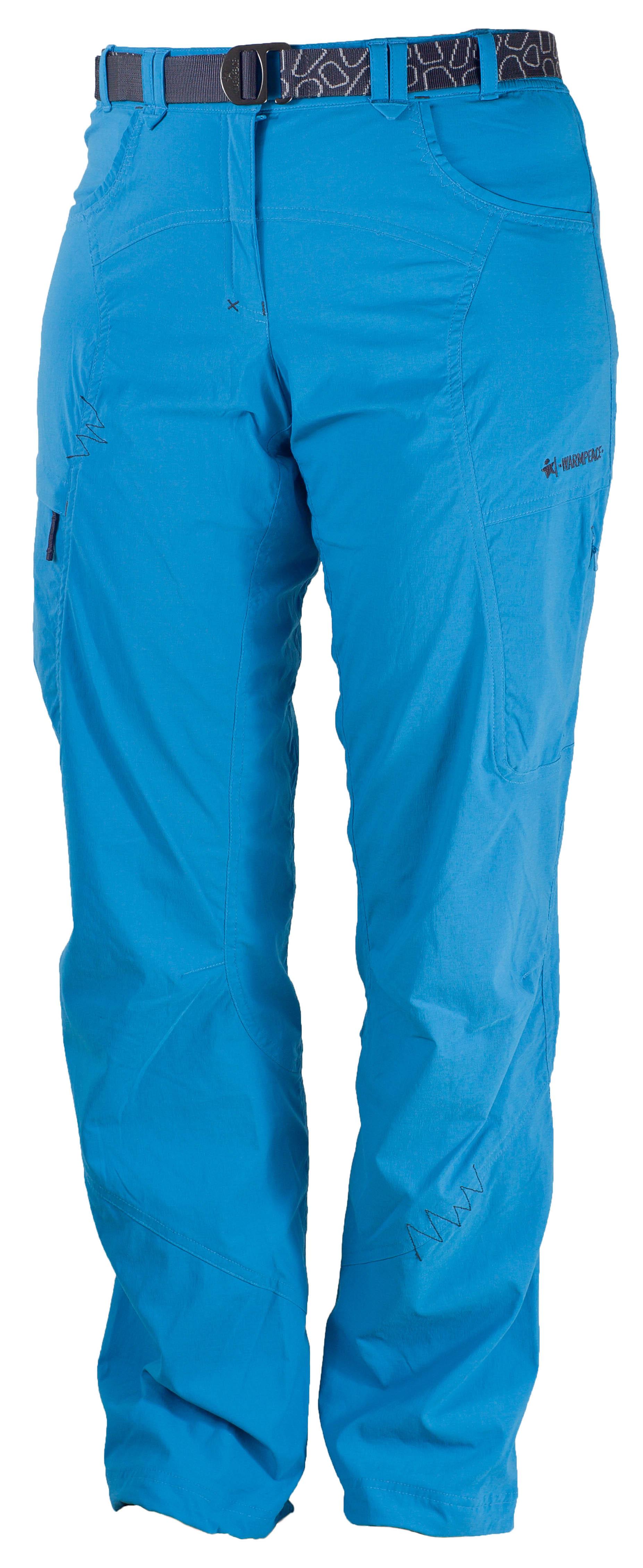 Pantaloni Warmpeace Muriel Lady - Albastru