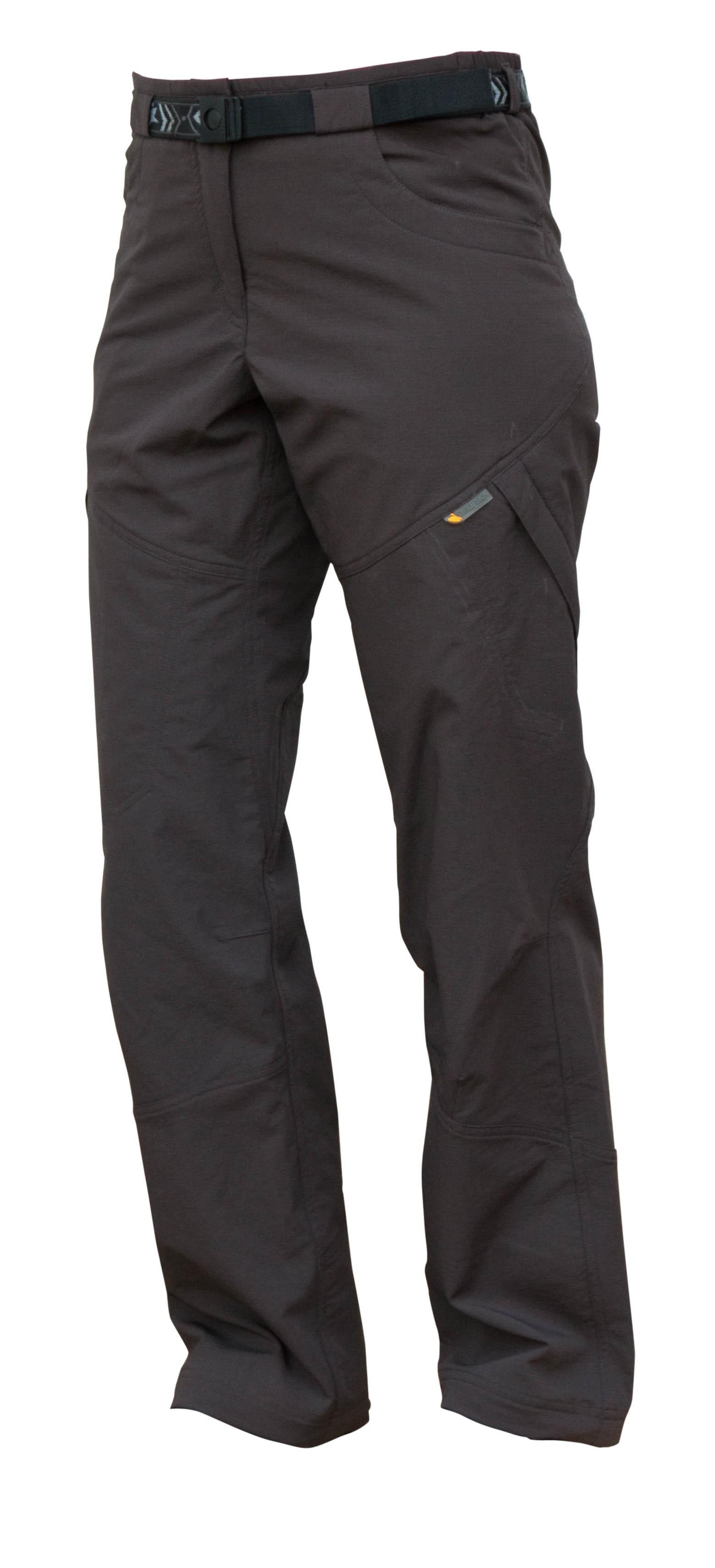 Pantaloni Warmpeace Torpa Lady - Maro