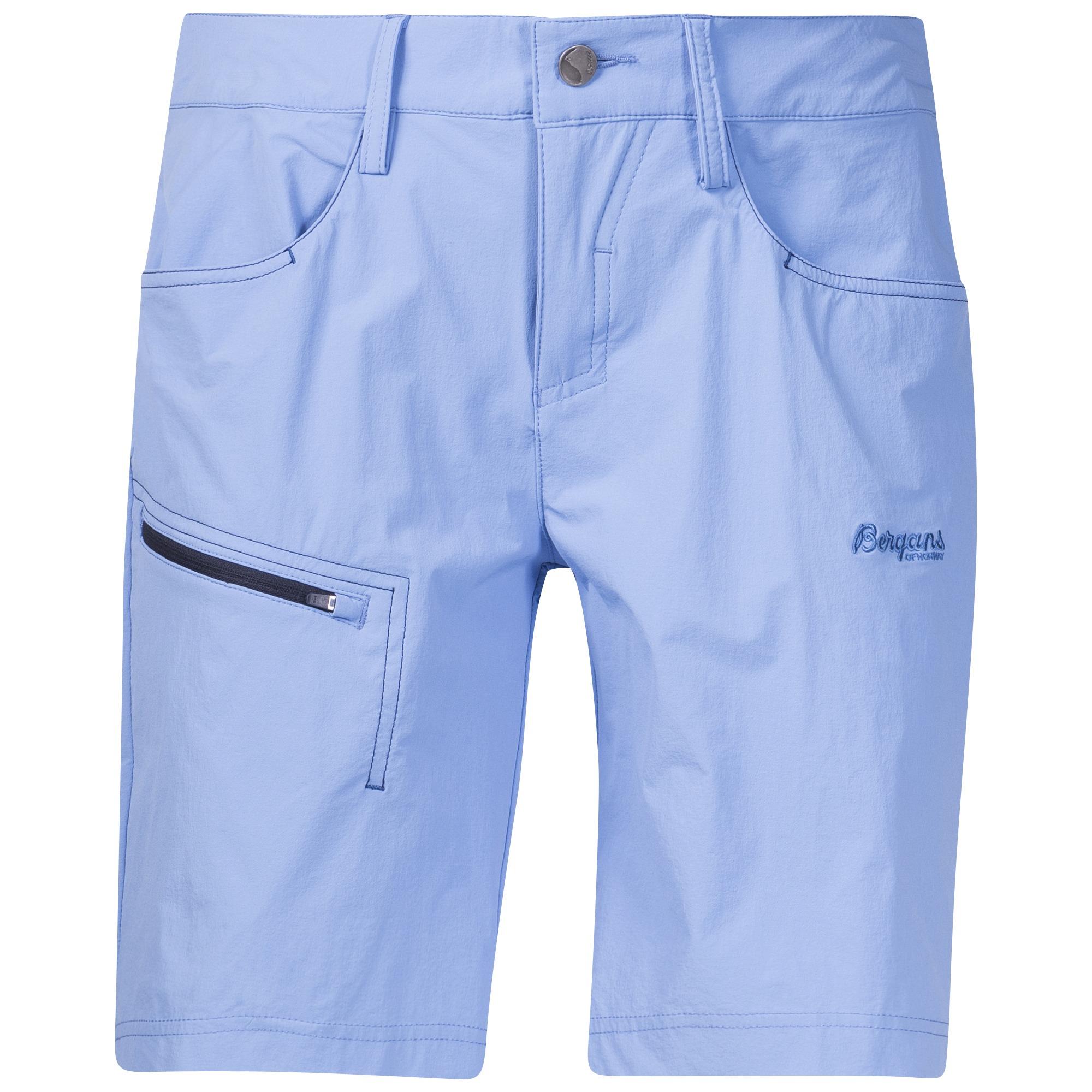 Pantaloni Scurti Bergans Moa Lady - Bleu