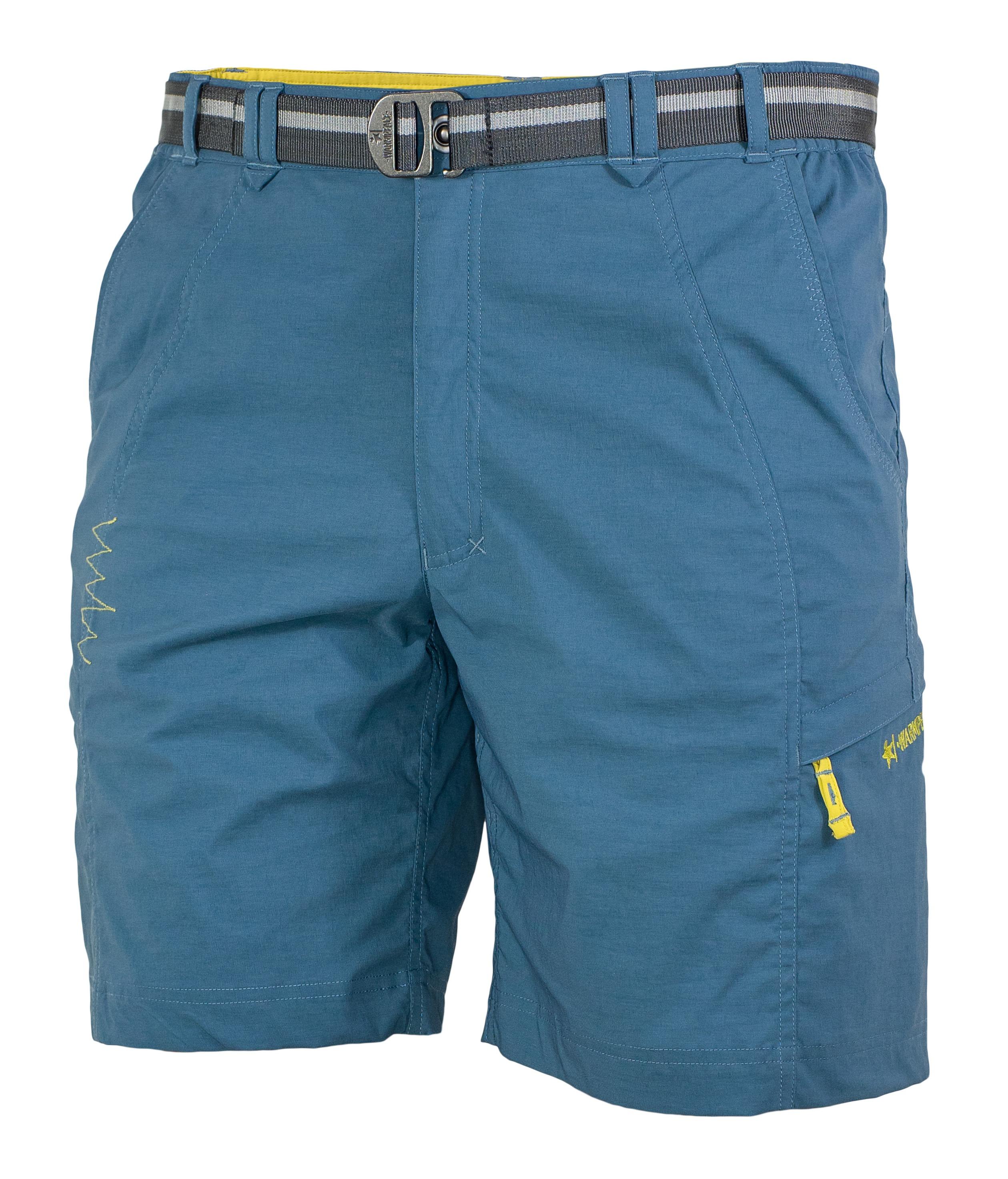 Pantaloni Scurti Warmpeace Corsar - Albastru