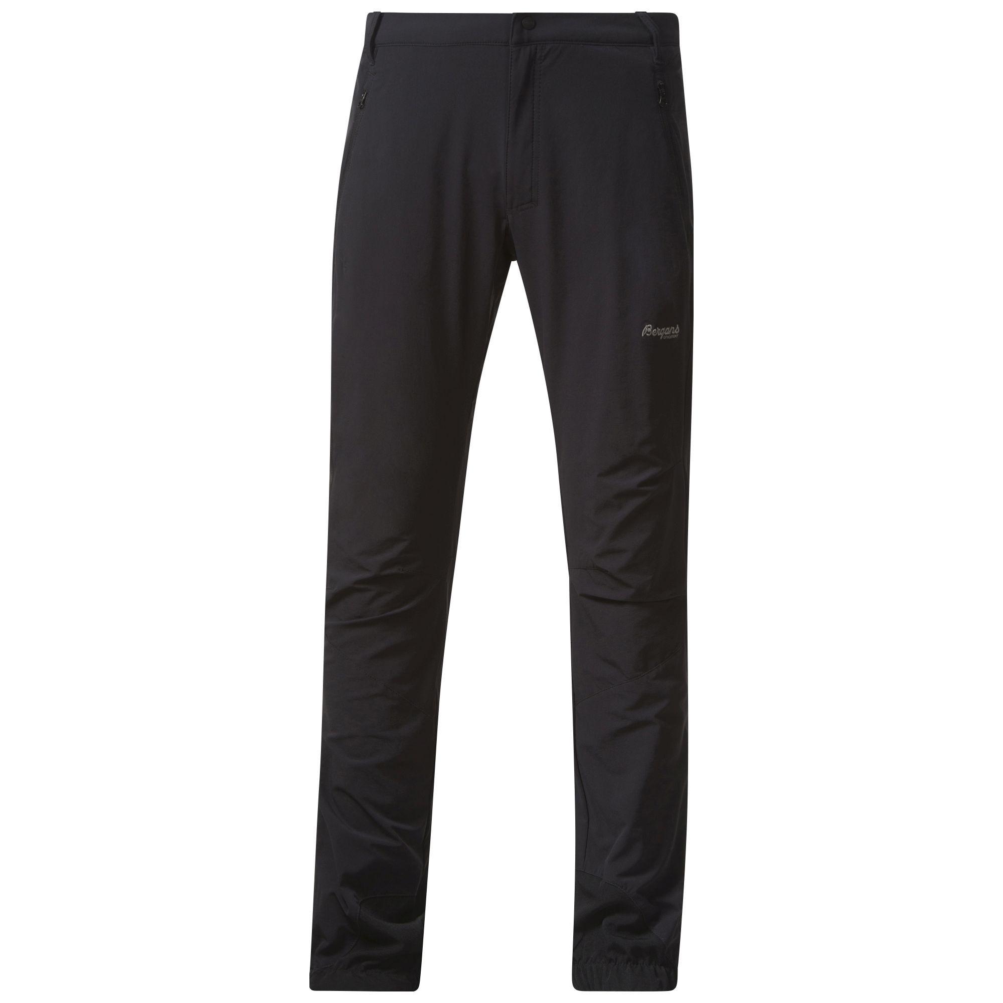 Pantaloni Softshell Bergans Bera - Negru