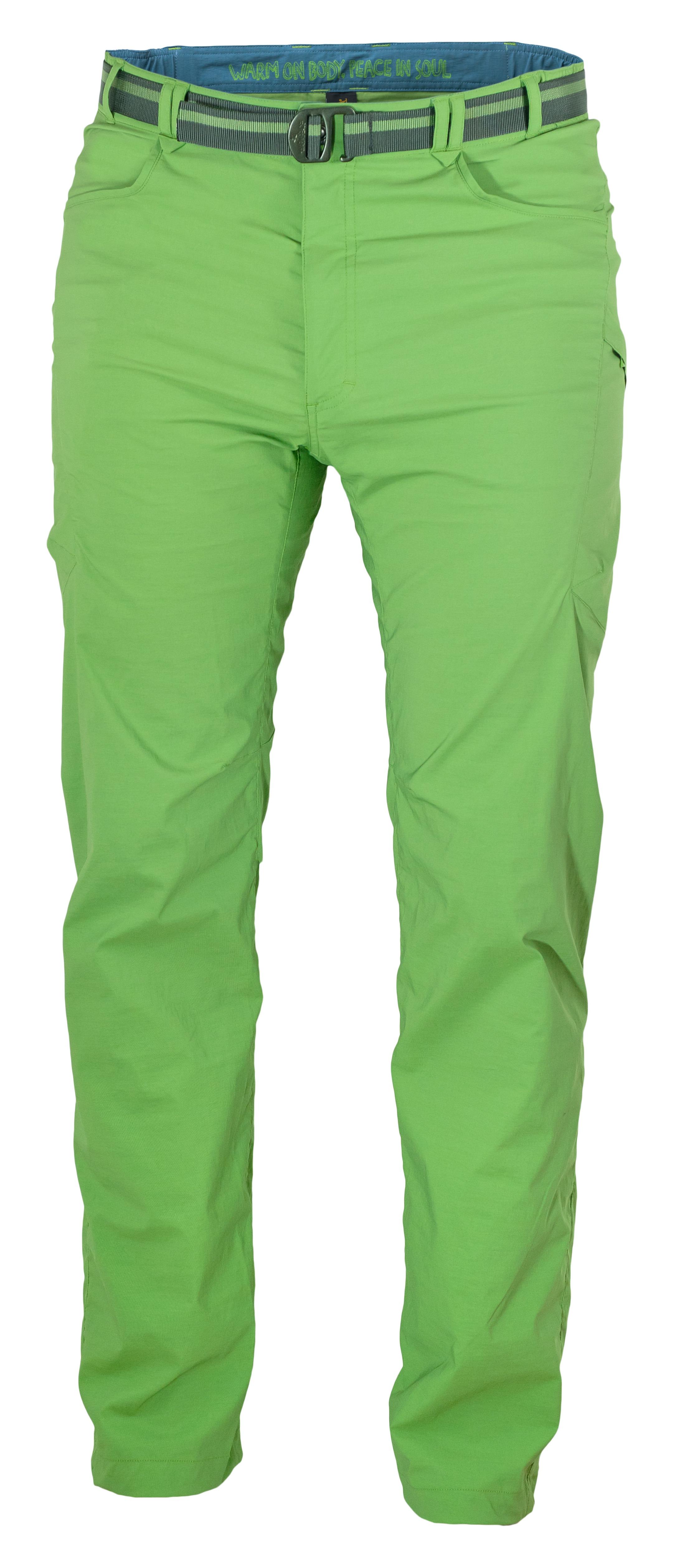 Pantaloni Trekking Warmpeace Flint - Verde