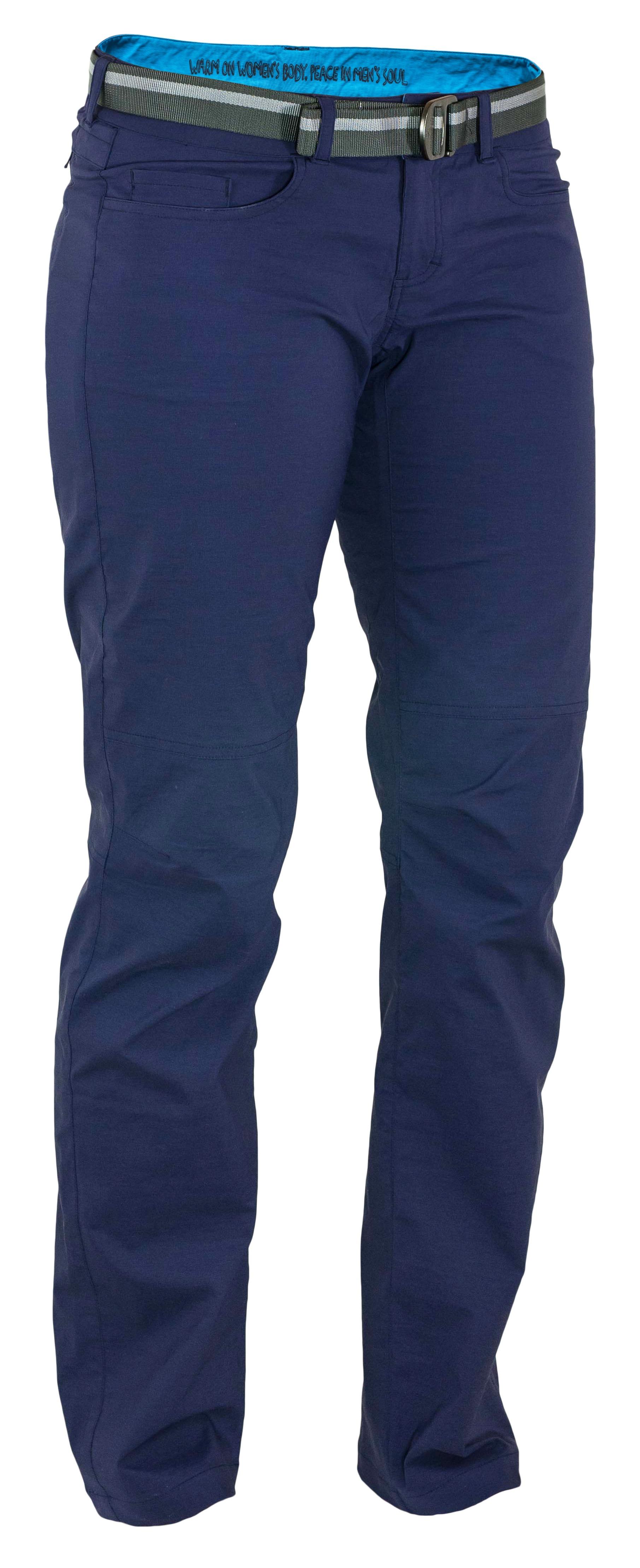 Pantaloni Warmpeace Atlanta Lady - Navy