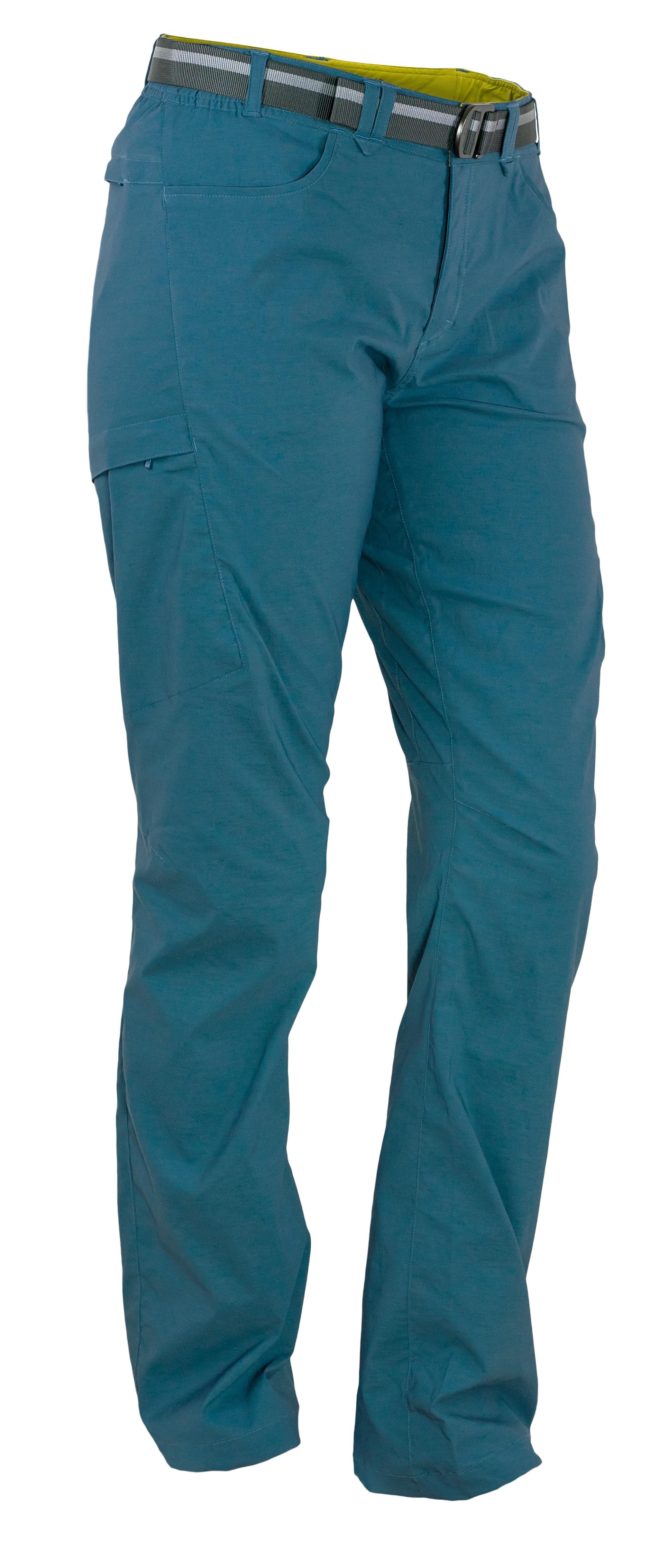 Pantaloni Warmpeace Comet Lady - Albastru