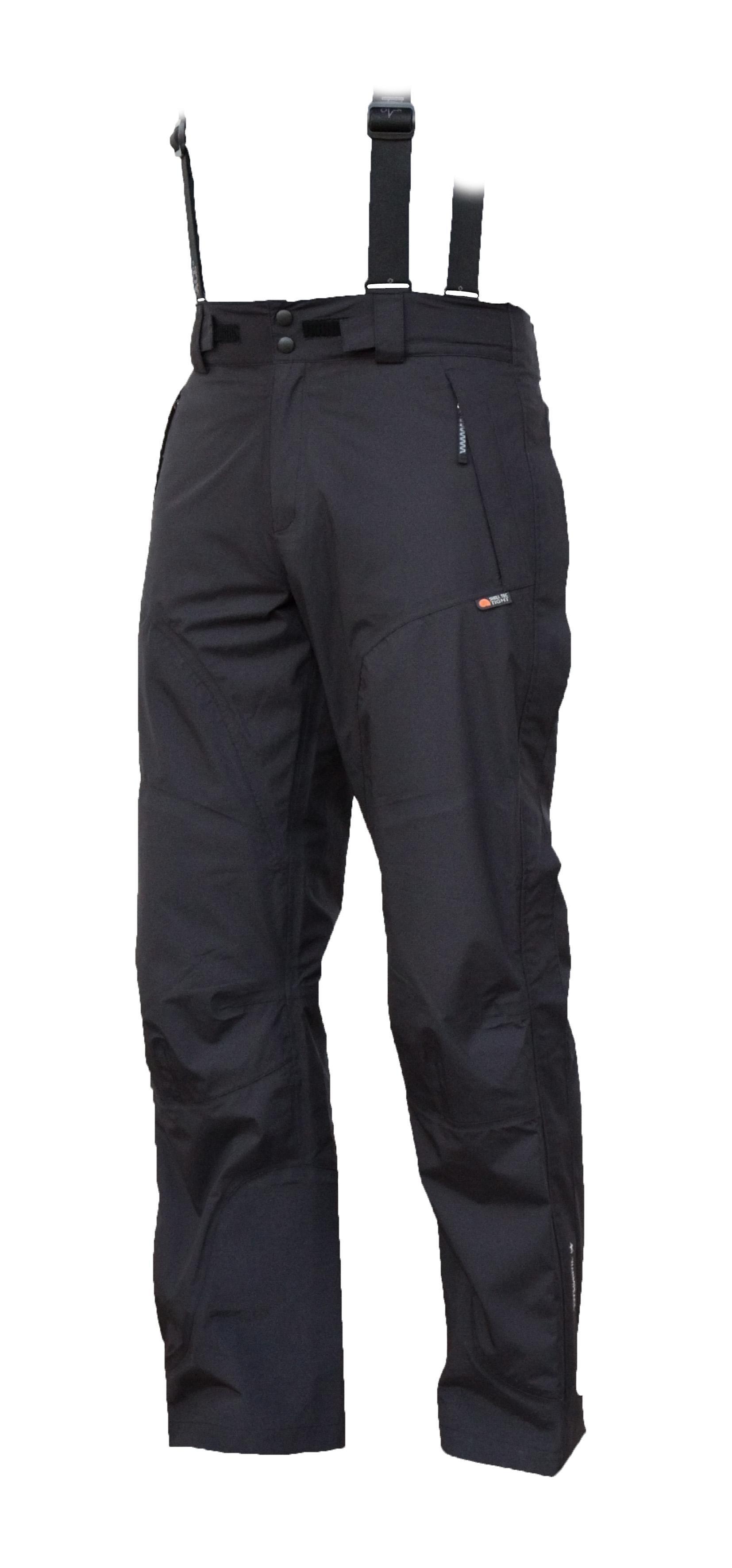 Pantaloni Warmpeace Rapid 66 - Negru