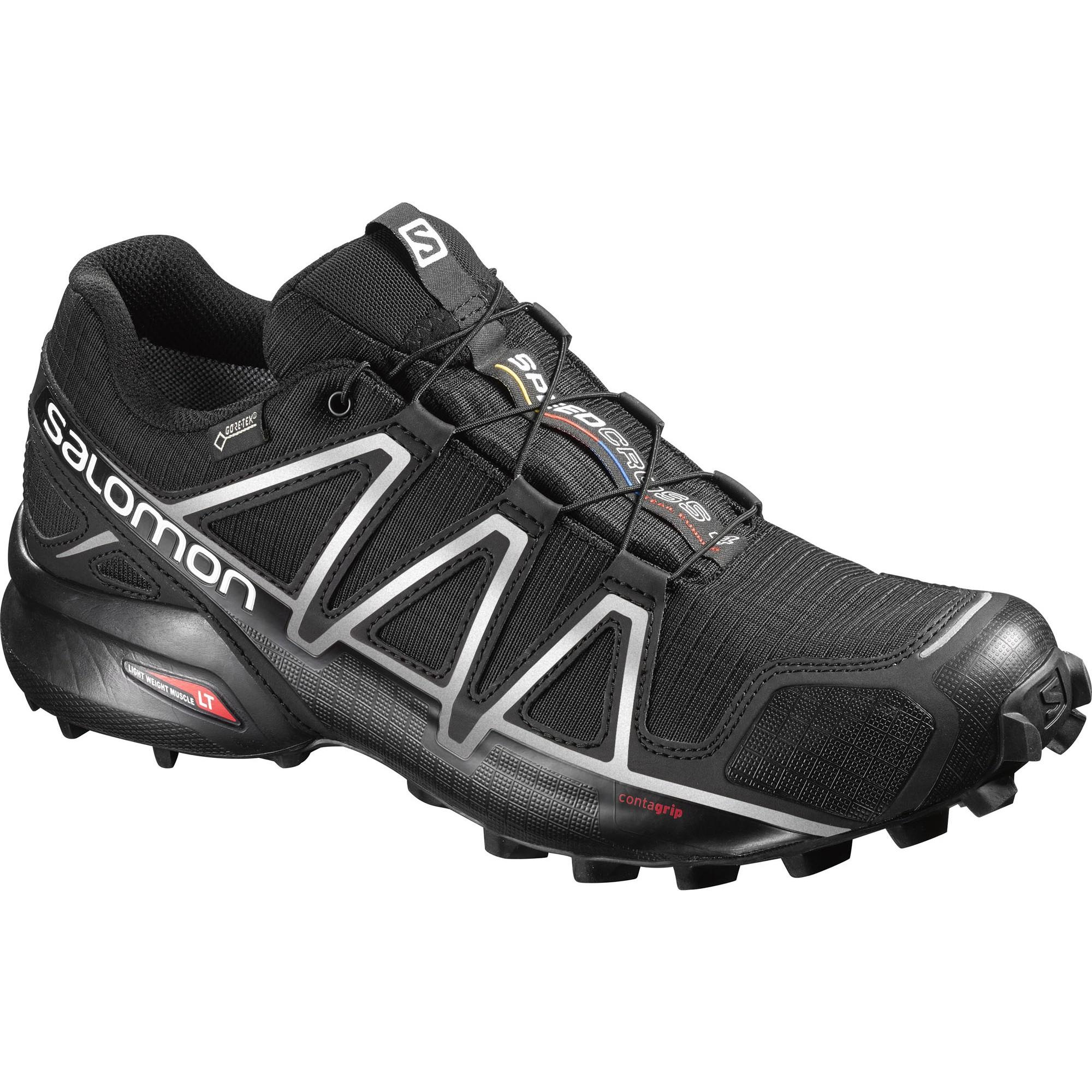Salomon Pantofi alergare Salomon Speedcross 4 Gore-Tex