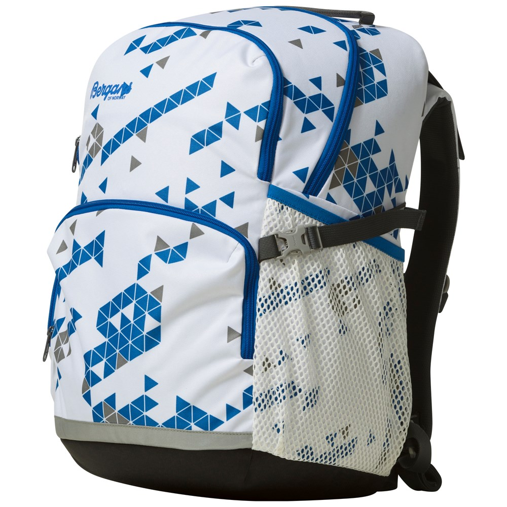 Bergans of Norway Rucsac Bergans 2Go 32L White Triangle